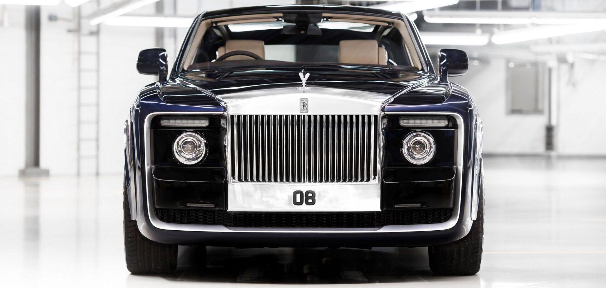 Rolls-Royce возродит производство кузовов по индивидуальным заказам