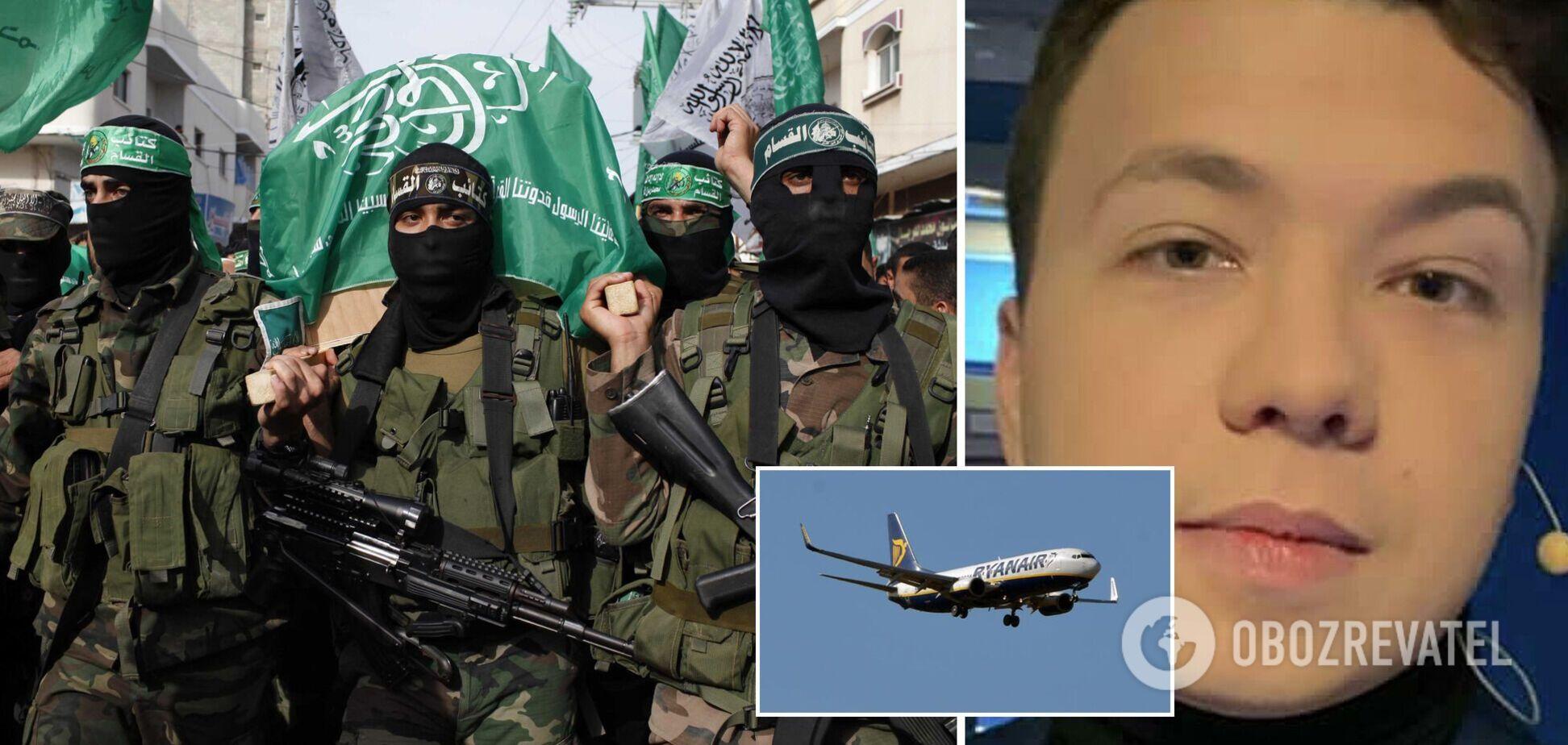 Угрозы от 'ХАМАС' поступили позже, чем пилотам Ryanair сообщили о бомбе – расследование