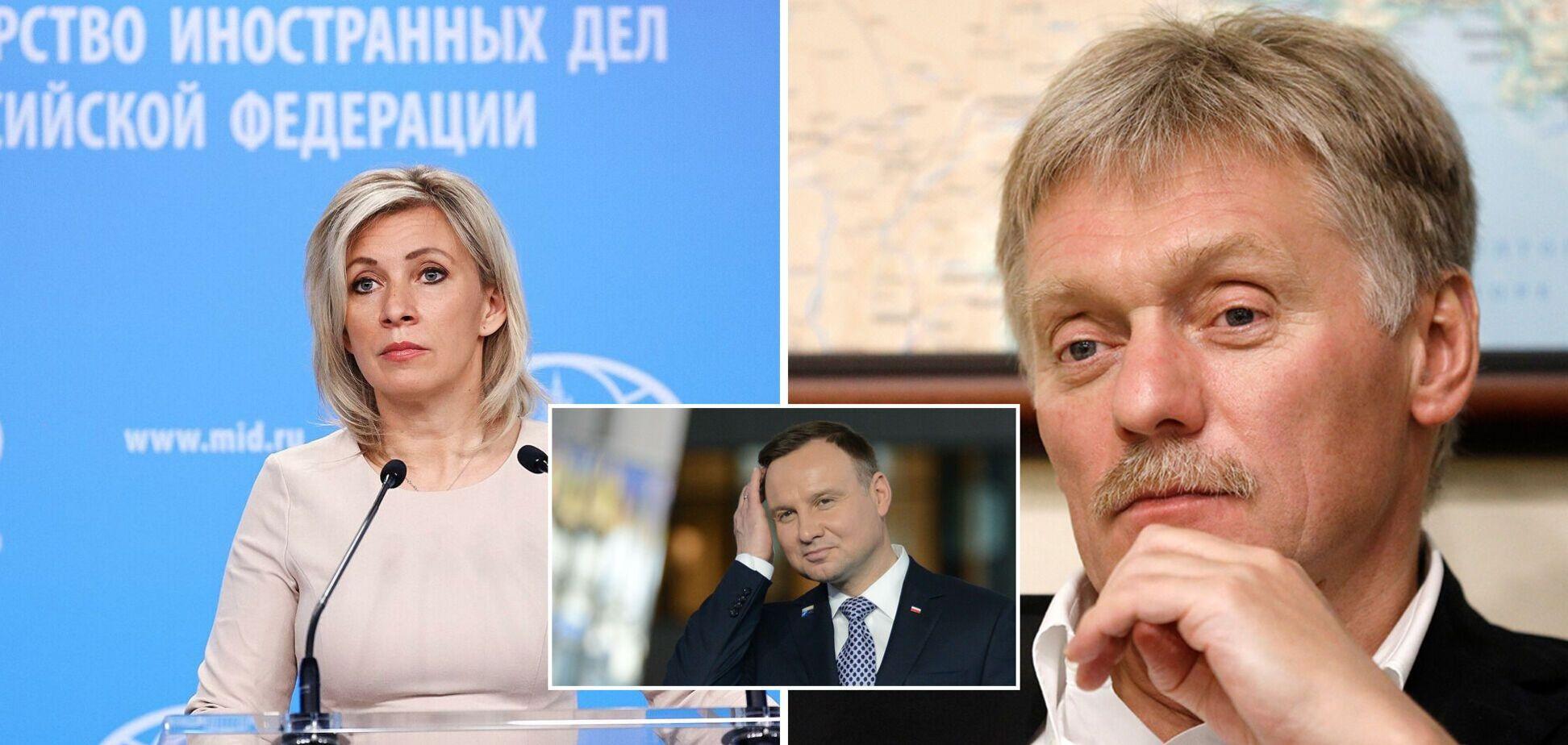 У Путина ответили Дуде на 'ненормальную Россию'
