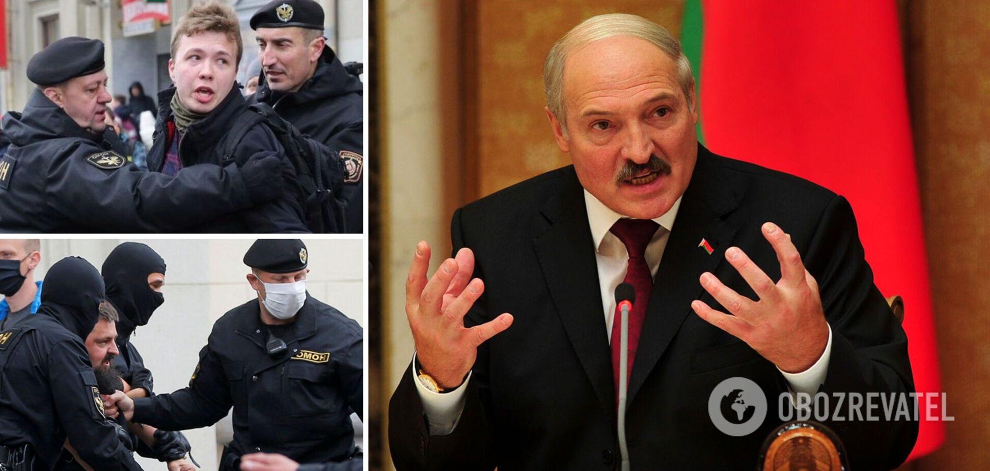 Самопроголошений президент Білорусі Олександр Лукашенко намагається зміцнити владу за допомогою жорстких репресій