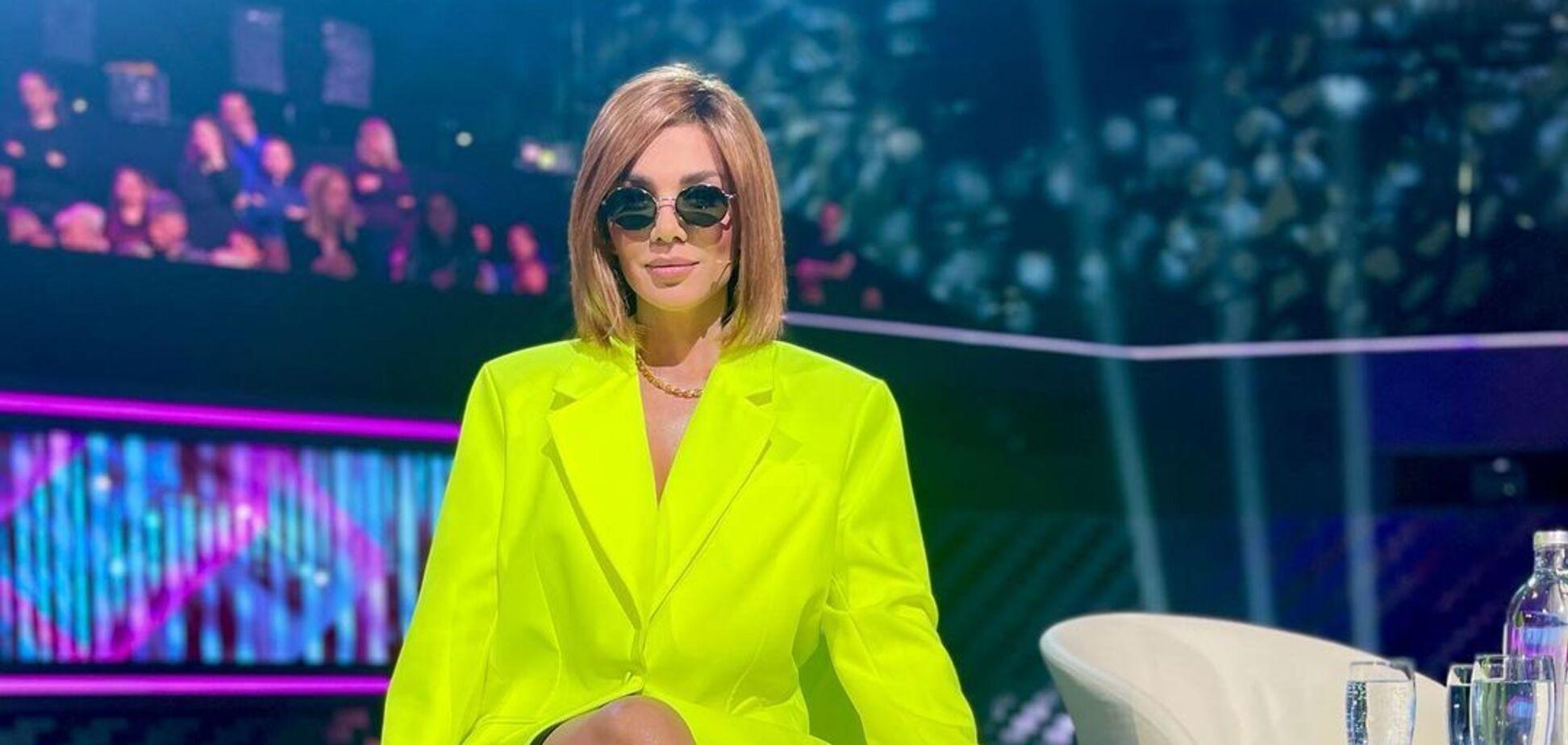 Седокова презентовала песню