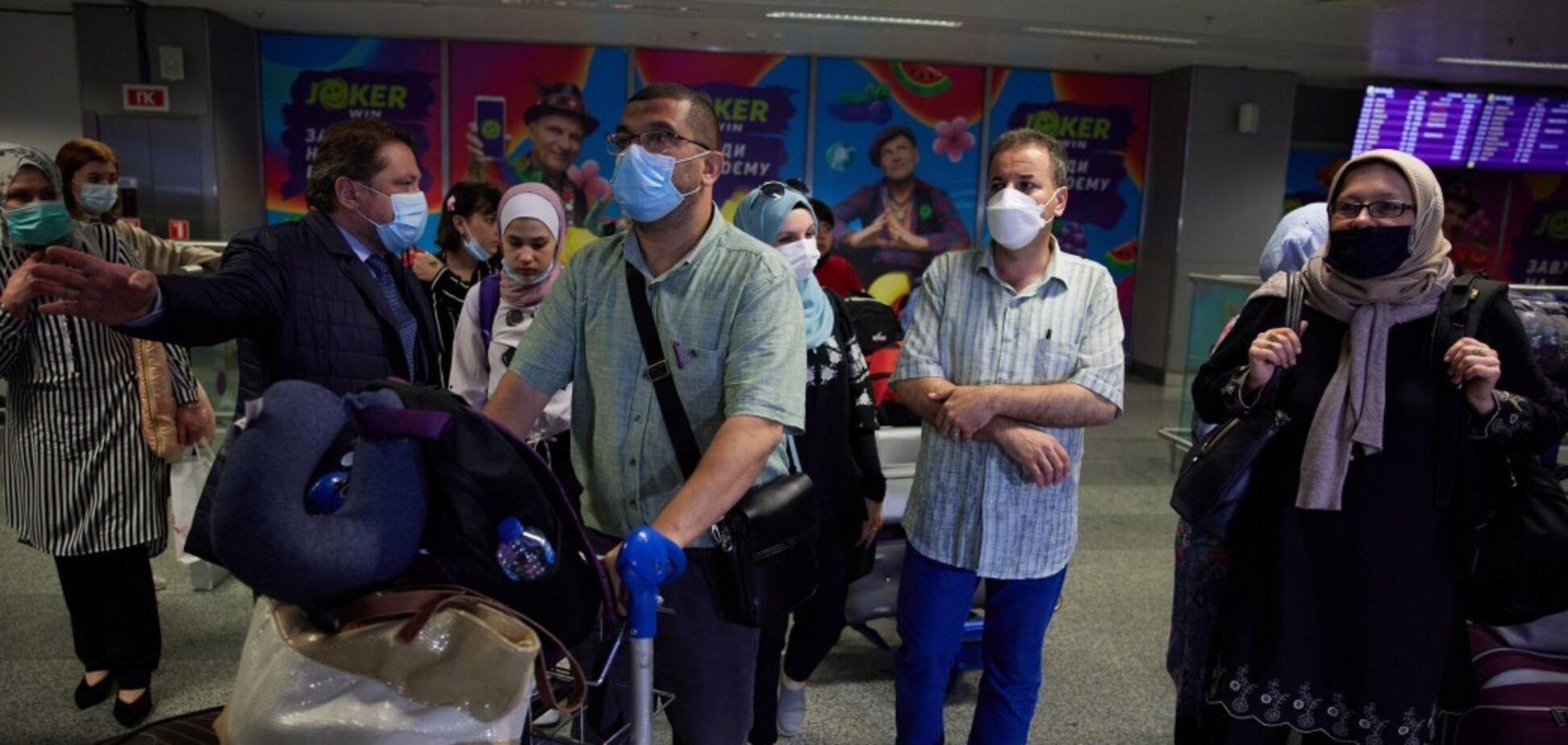 Украинцы вернулись из сектора Газа