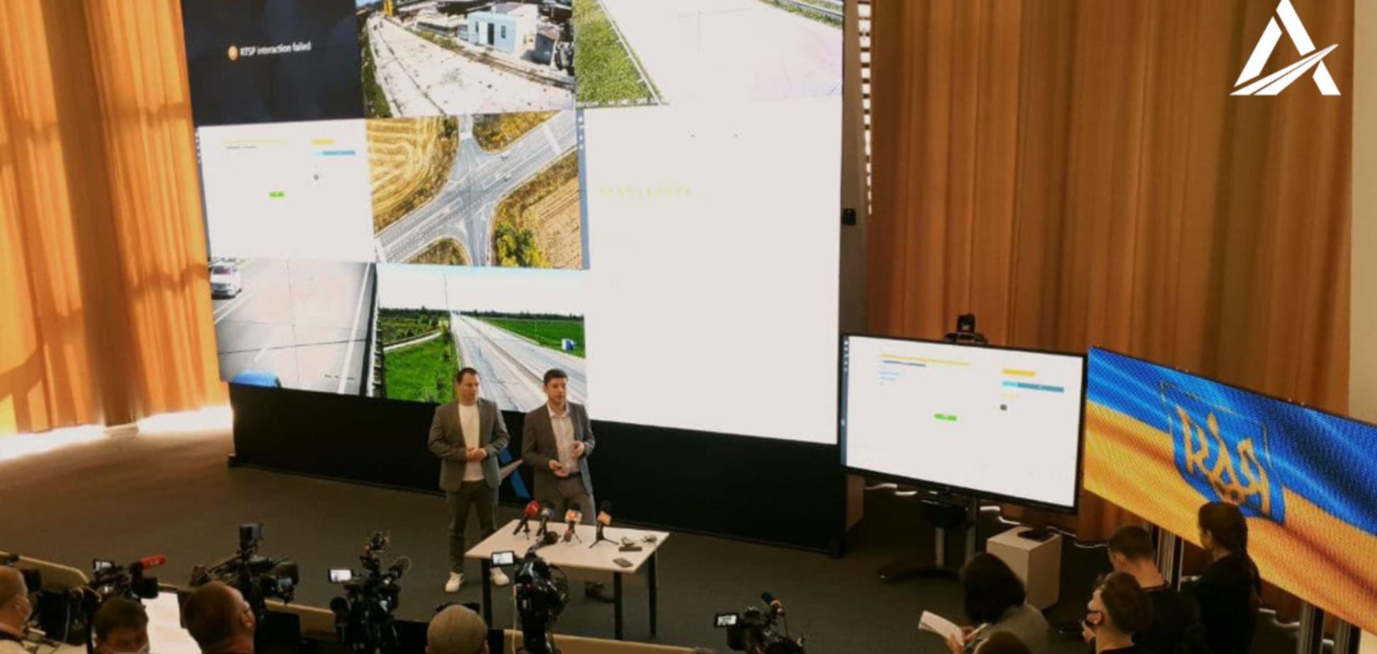 Укравтодор будет контролировать 'Большую стройку' дорог через новаторскую систему E-ROAD