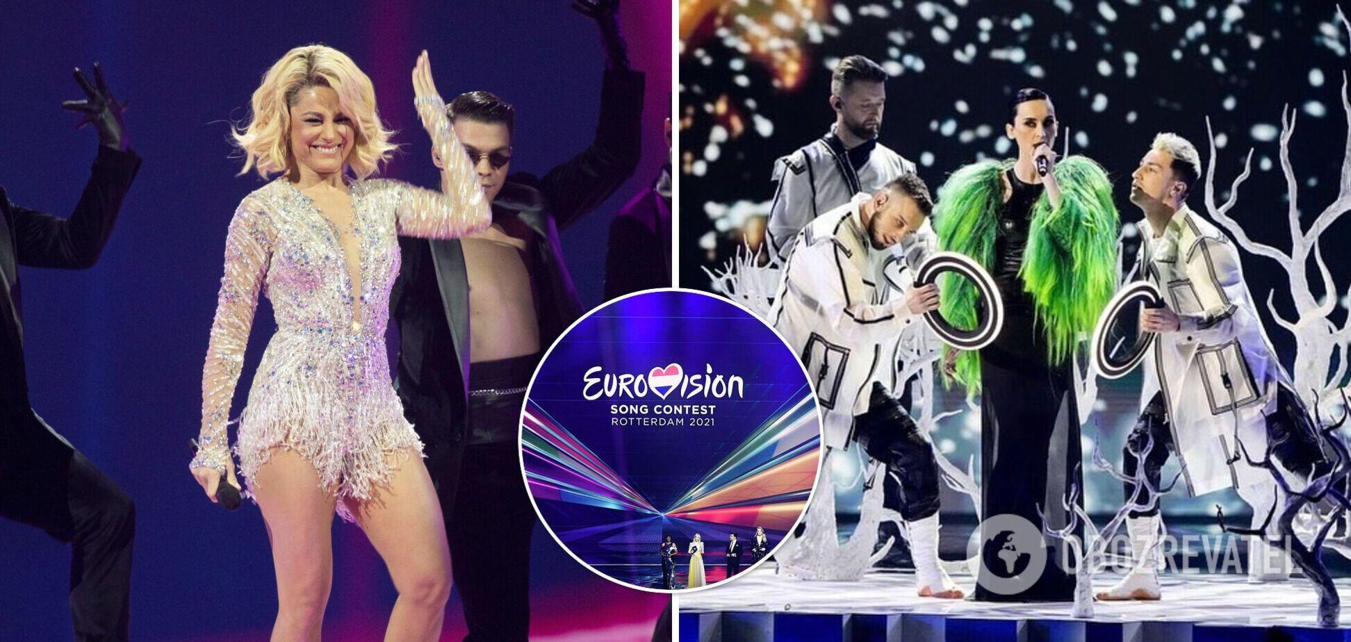 Евровидение 2021: продолжение шоу