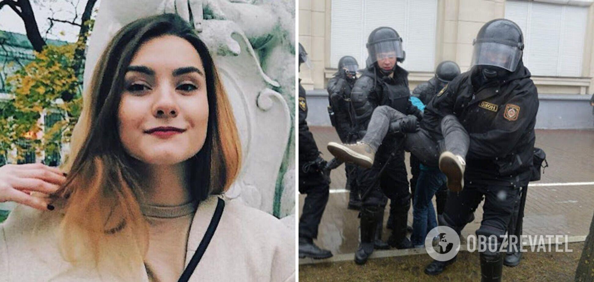 У Білорусі дівчину Протасевича та ще 4 осіб визнали політв'язнями