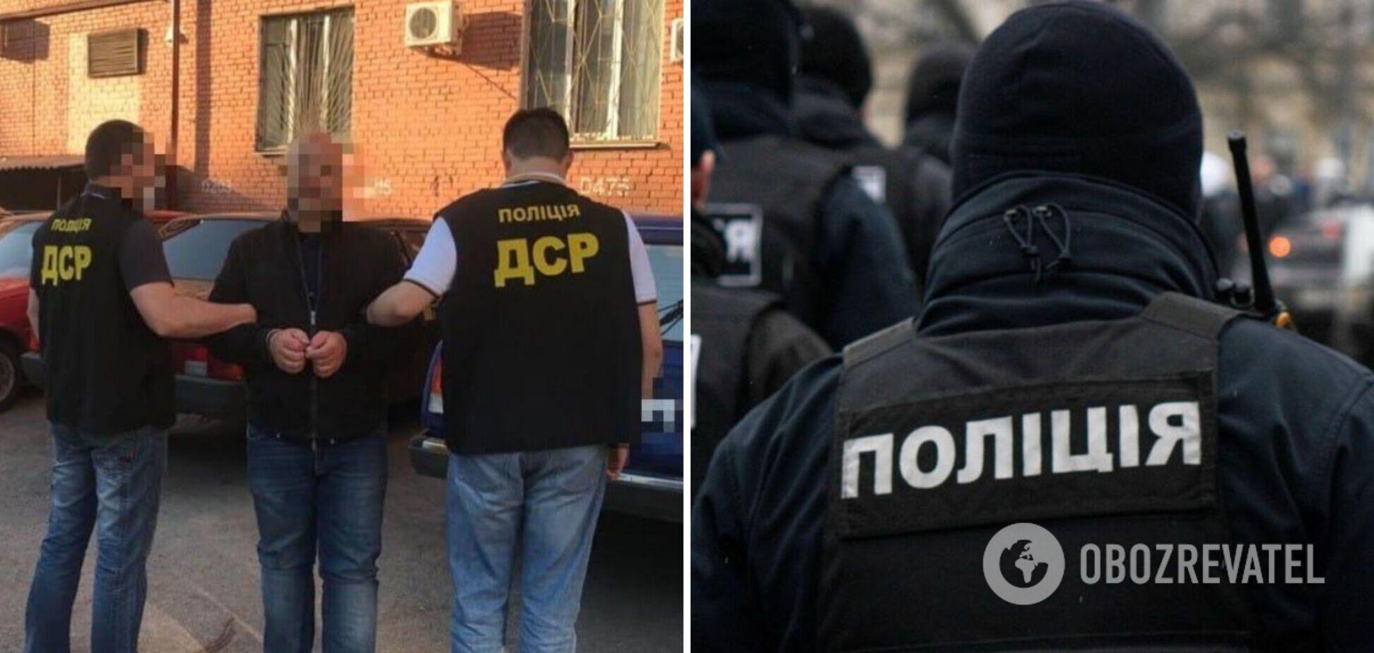 В Запорожье арестовали 'вора в законе' по прозвищу 'Принц'. Фото