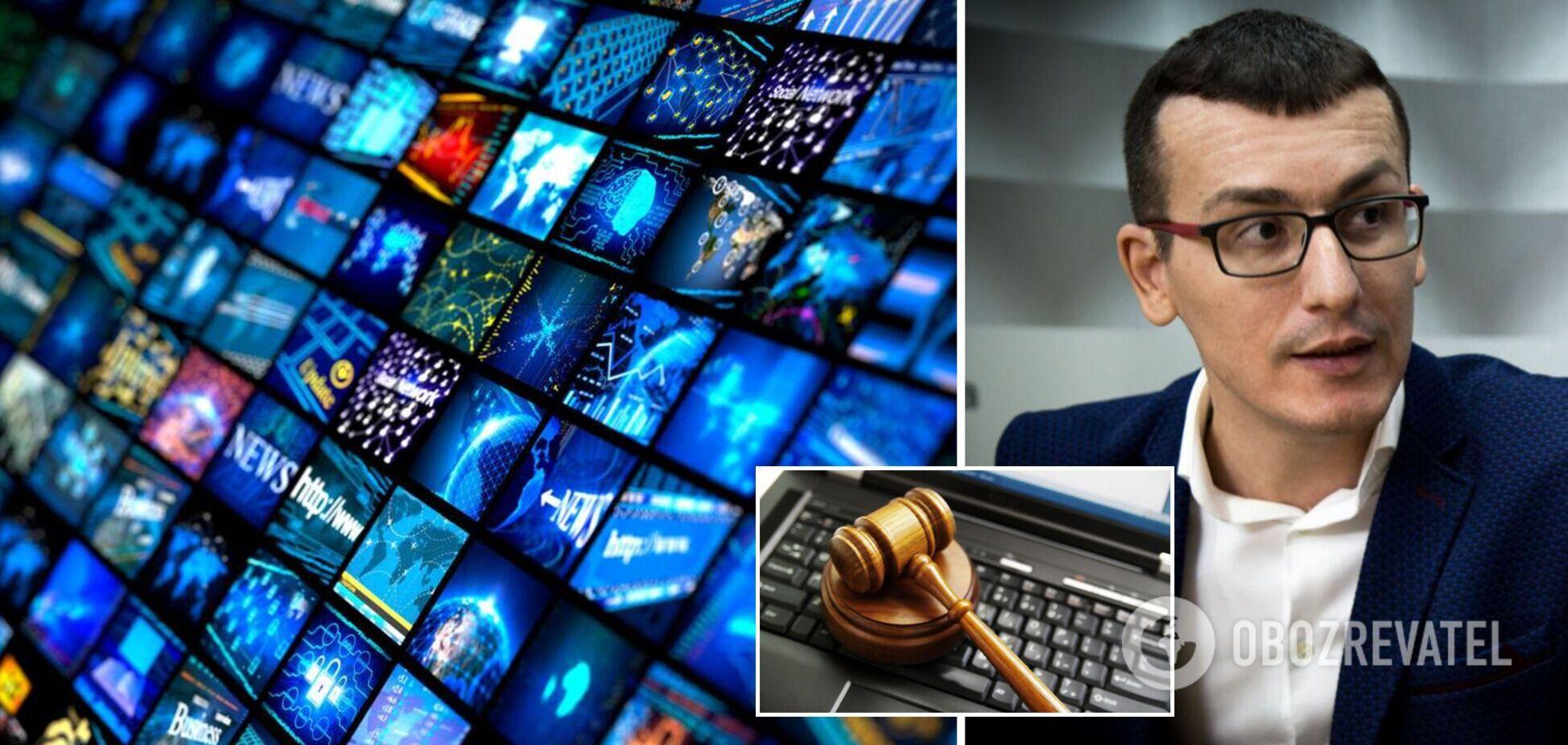 Законопроєкт 'Про медіа' підтримують лише 48%регіональних телерадіокомпаній– опитування НСЖУ
