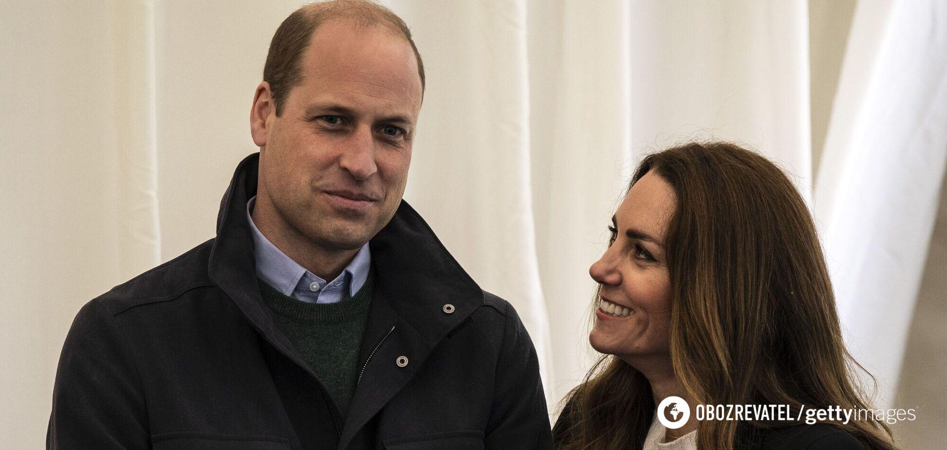 Кейт Міддлтон і принца Вільяма сфотографували в місті, де вони познайомилися