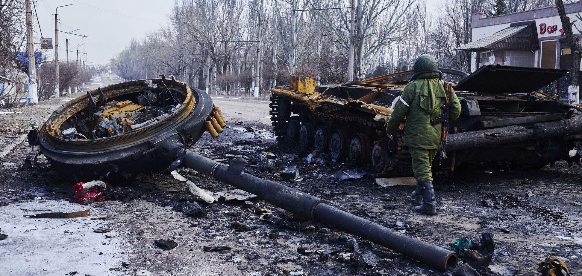 Терористи обстріляли українських воїнів з озброєння БМП – штаб ООС