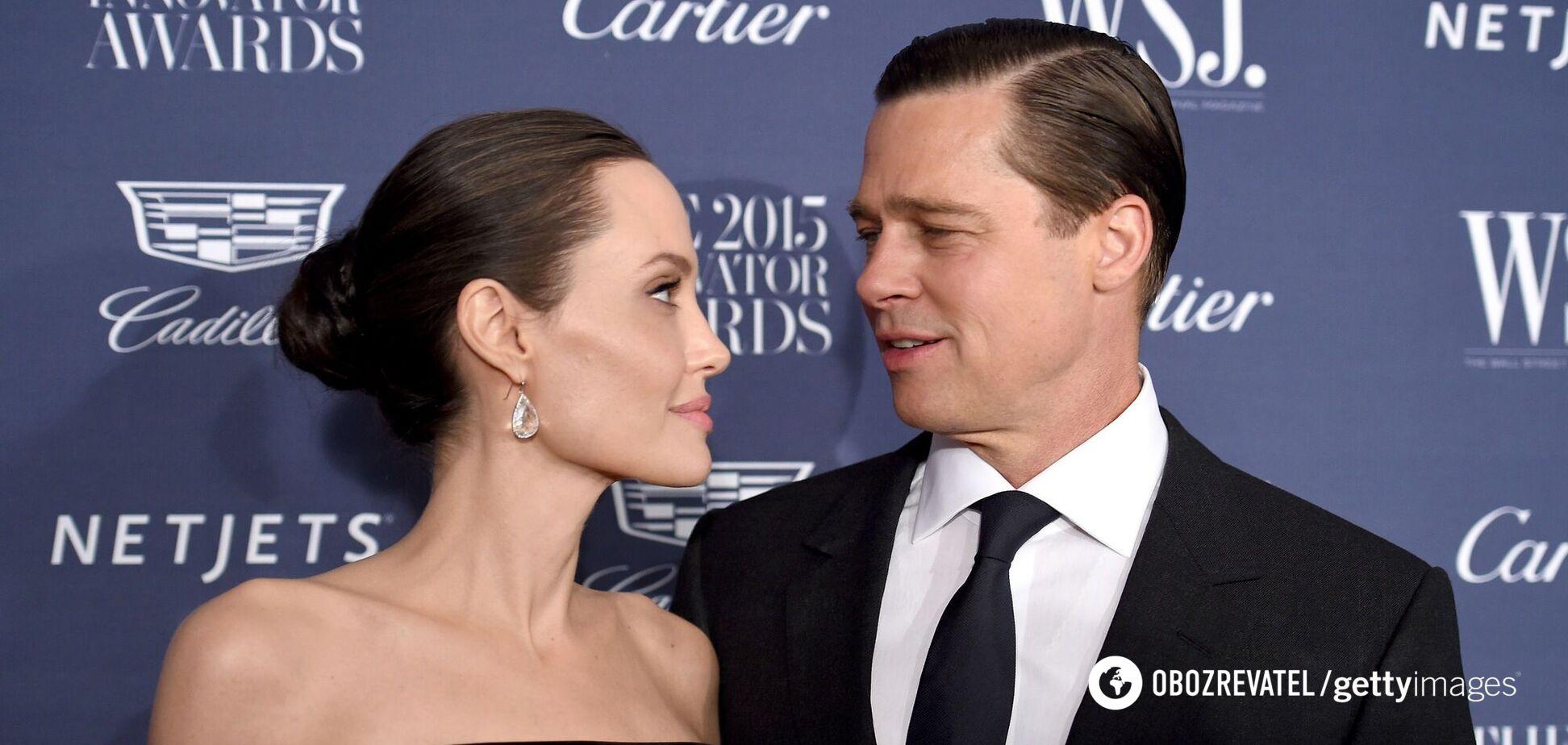 Брэд Питт выиграл суд против Джоли по делу об опеке над детьми