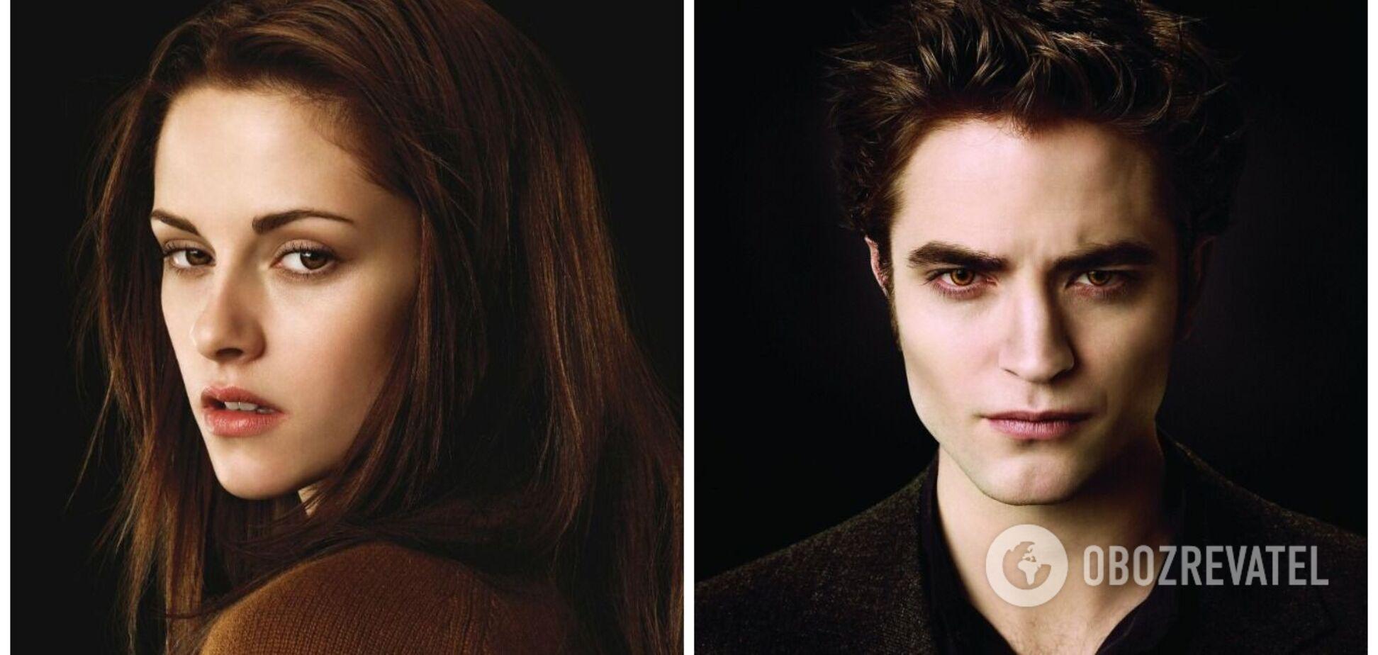 Как изменились актеры 'Сумерек' за 13 лет. Фото