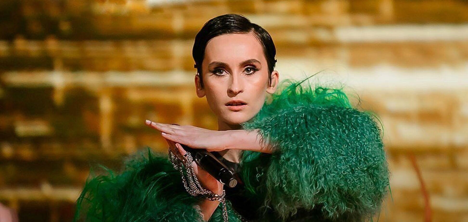 Участница Евровидения Екатерина Павленко получила награду