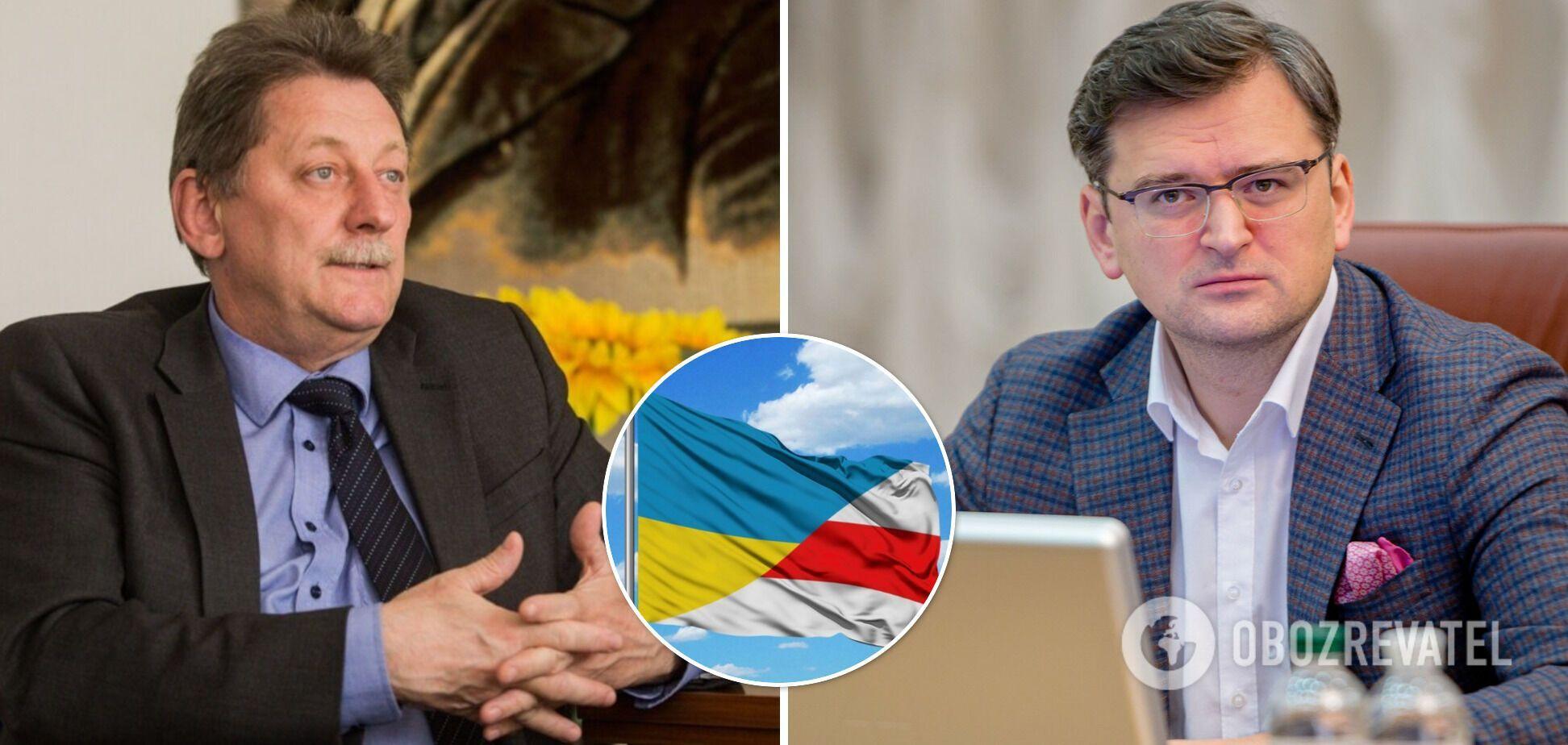 Україна поки не буде відкликати посла з Білорусі: Кулеба назвав причину