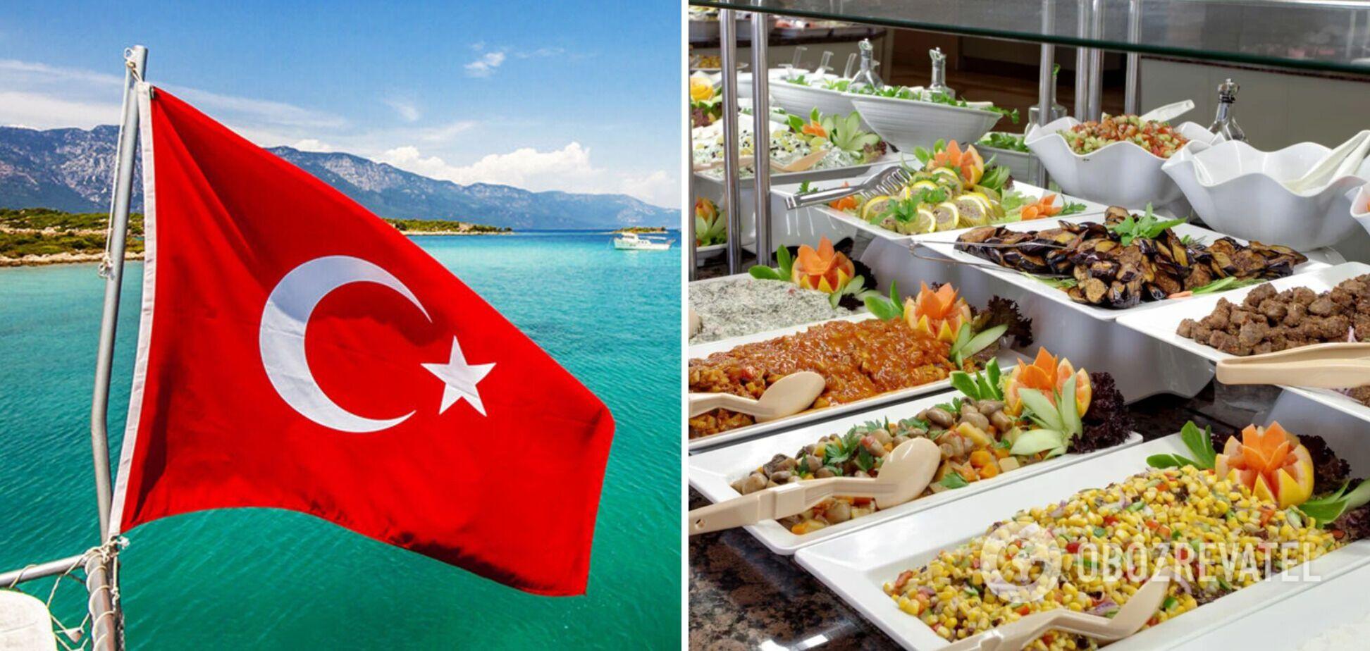 В Турции рассказали об изменениях в системе 'все включено'