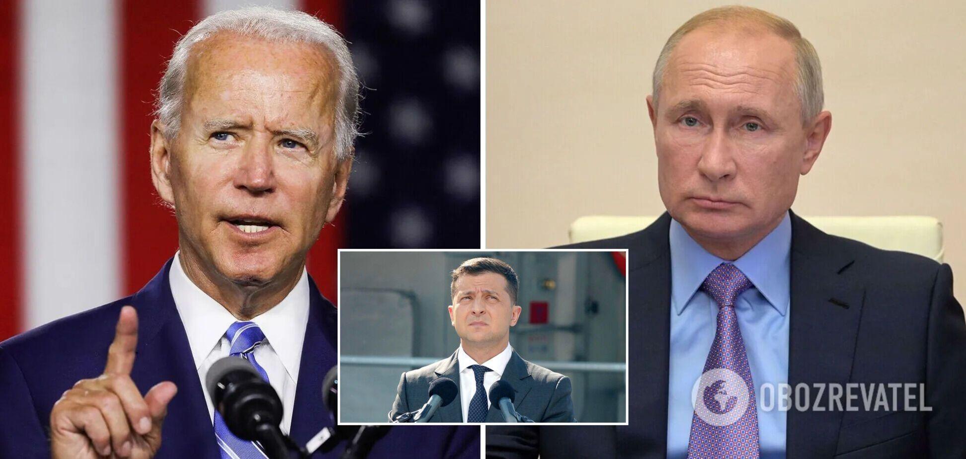 Украина и США прорабатывают звонок