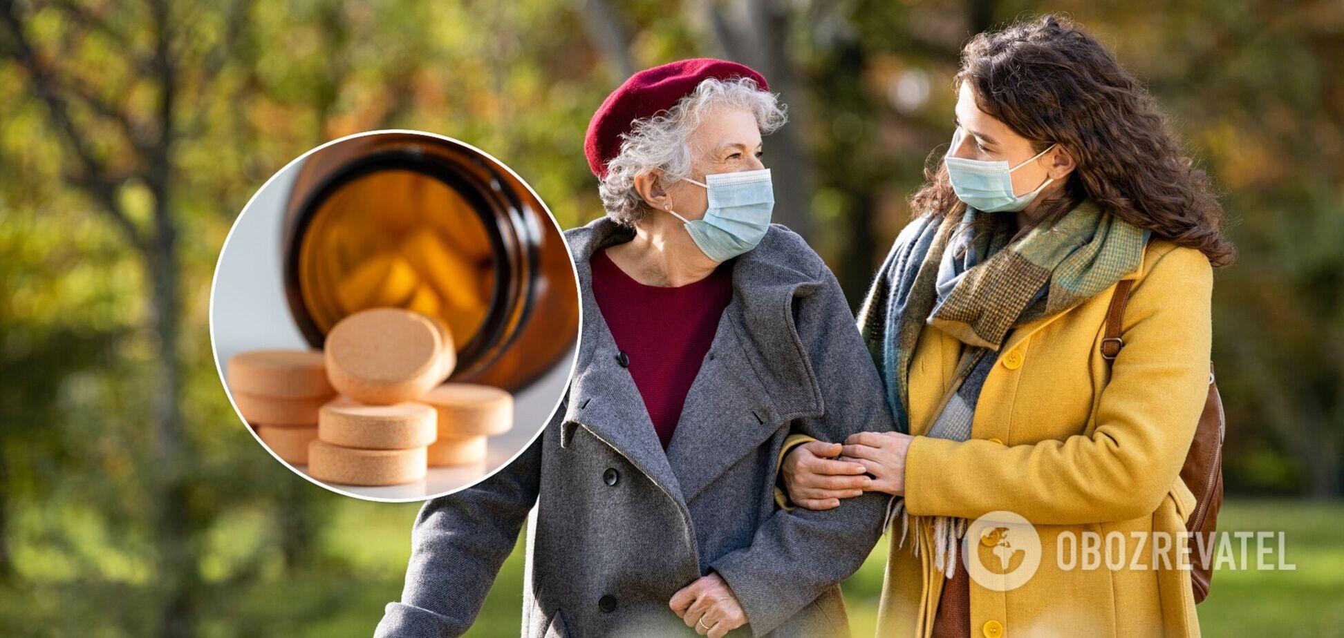 Разжижение крови при COVID крайне опасно для пожилых, – врач