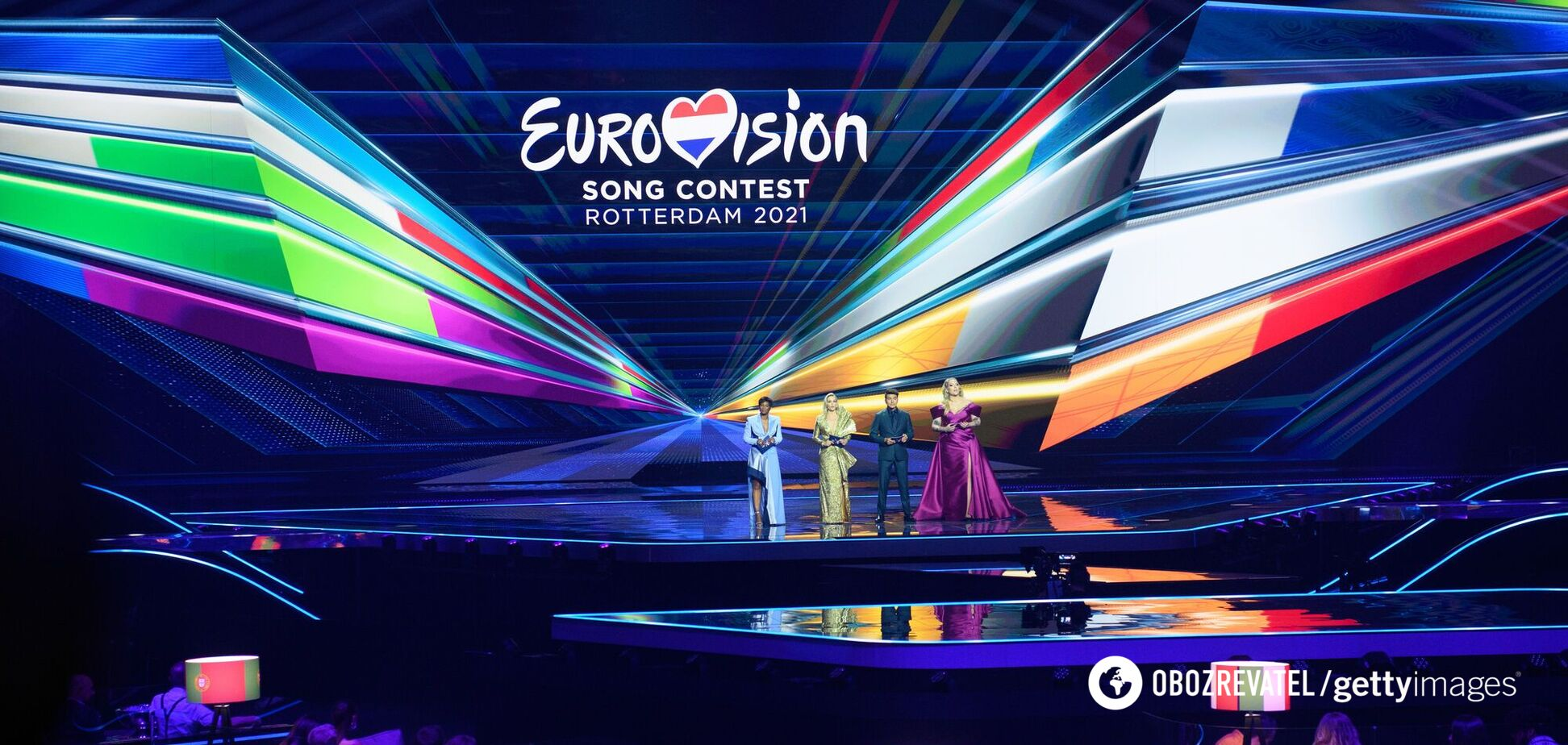 Организаторы Евровидения решили приостановить членство Беларуси в конкурсе