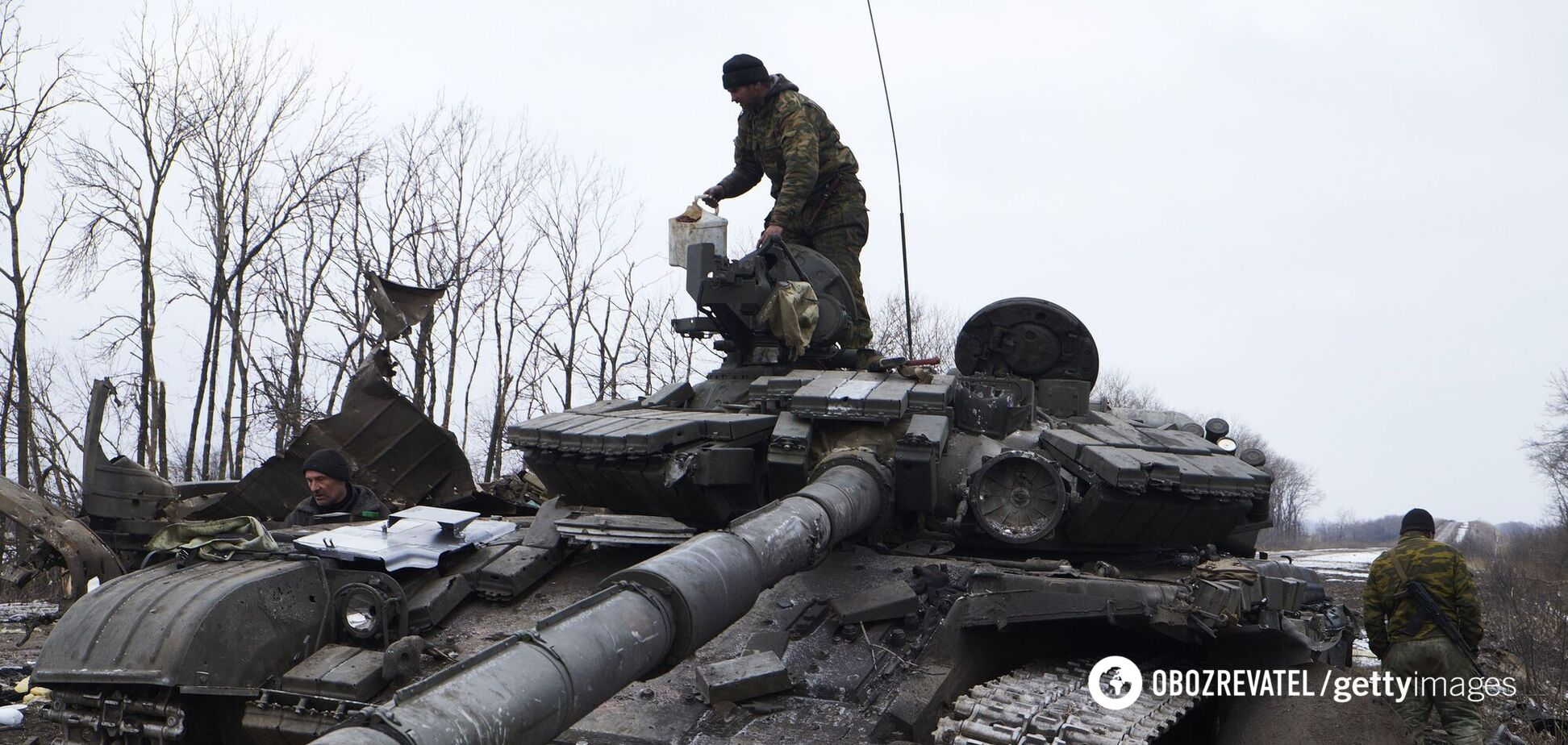 На Донбасі поранили українського воїна, 'Л/ДНР' стріляли з гранатометів і гармат
