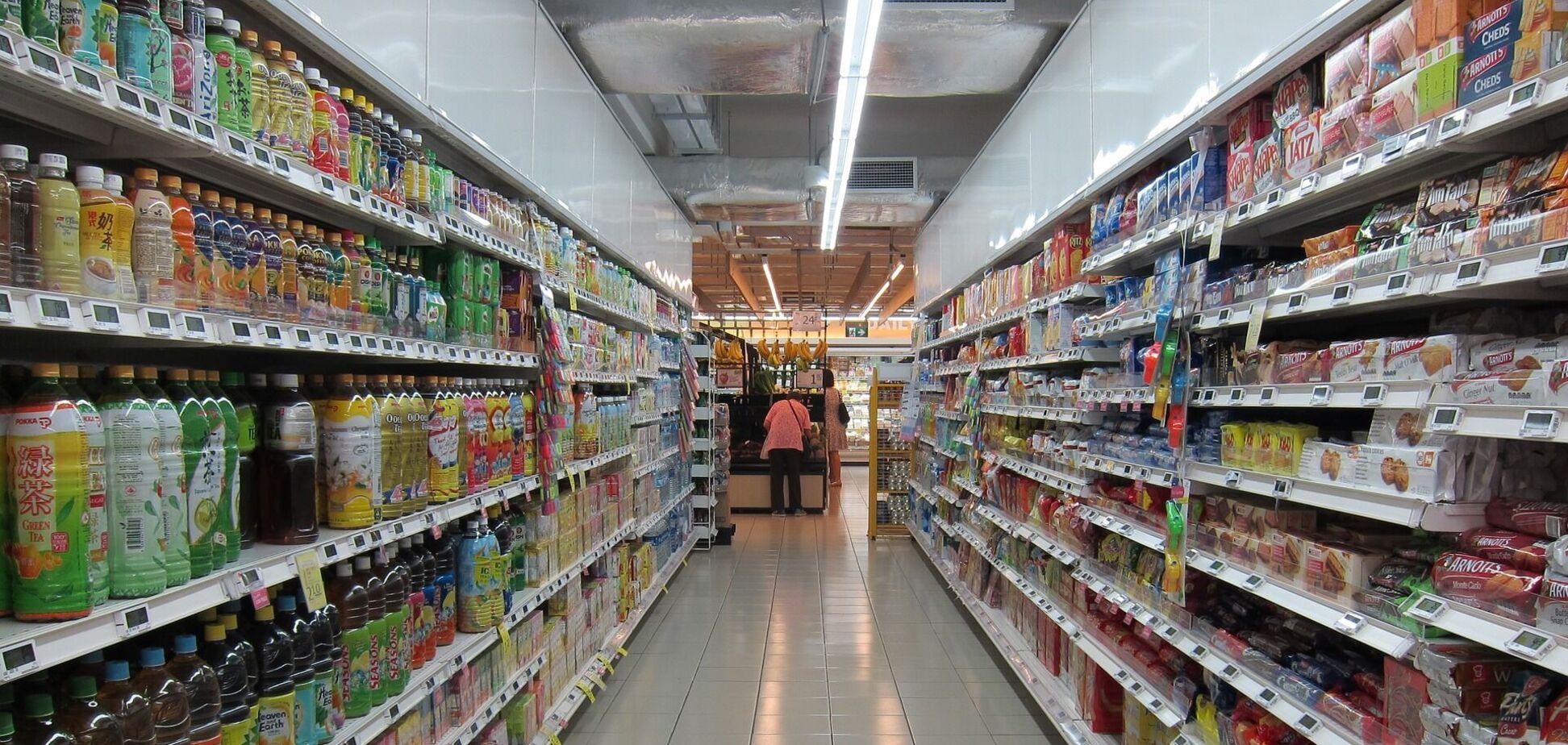 В Украине продукты стоят дороже, чем в Польше: сравнение цен