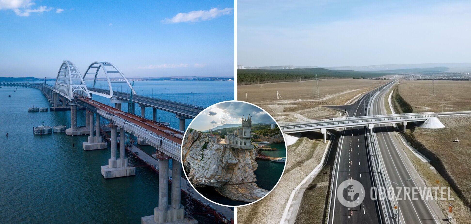 Керченський міст і 'Таврида' в Криму