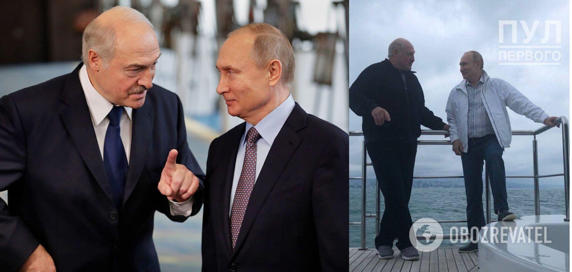 Путин и Лукашенко провели вторую встречу: о чем договорились