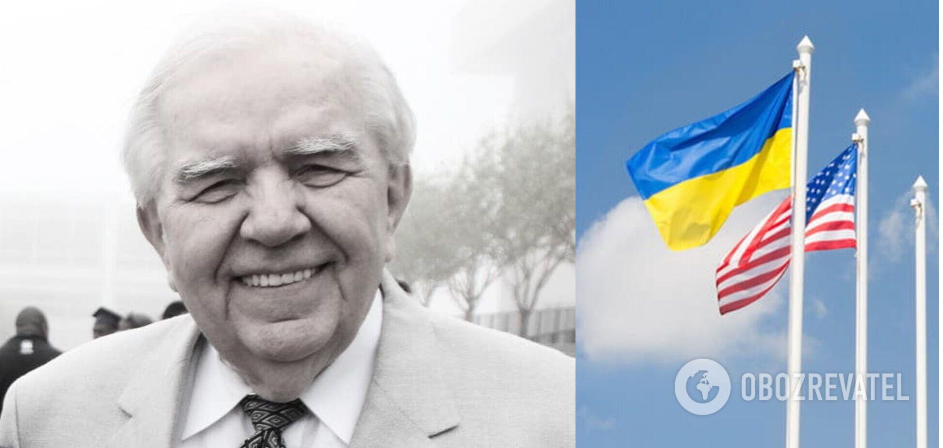 Умер консул Украины в США