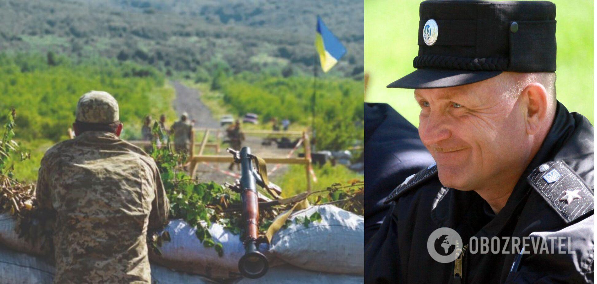 Сергій Кульчицький. Генерал із серцем солдата