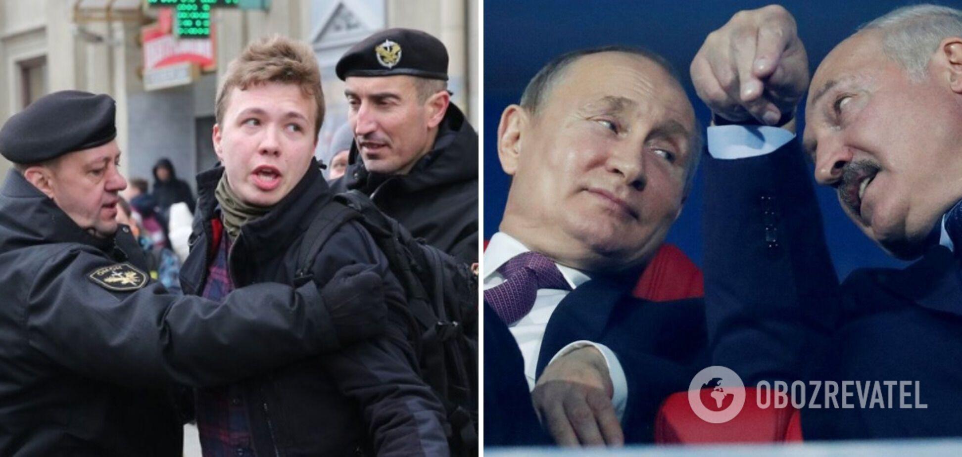 Пять часов с Лукашенко: о чем Путин говорил с белорусским диктатором