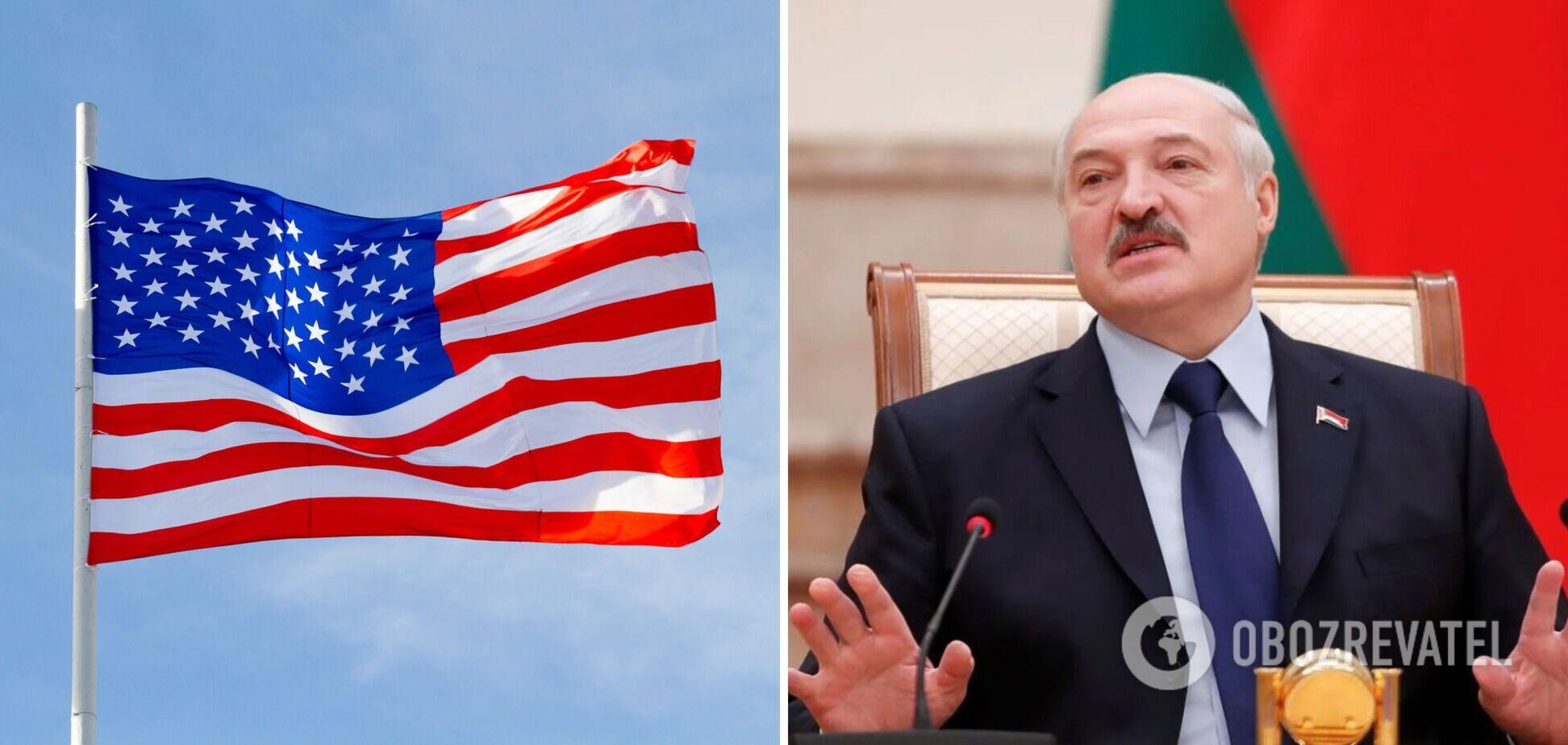 США введуть санкції проти Білорусі та зупинять авіасполучення