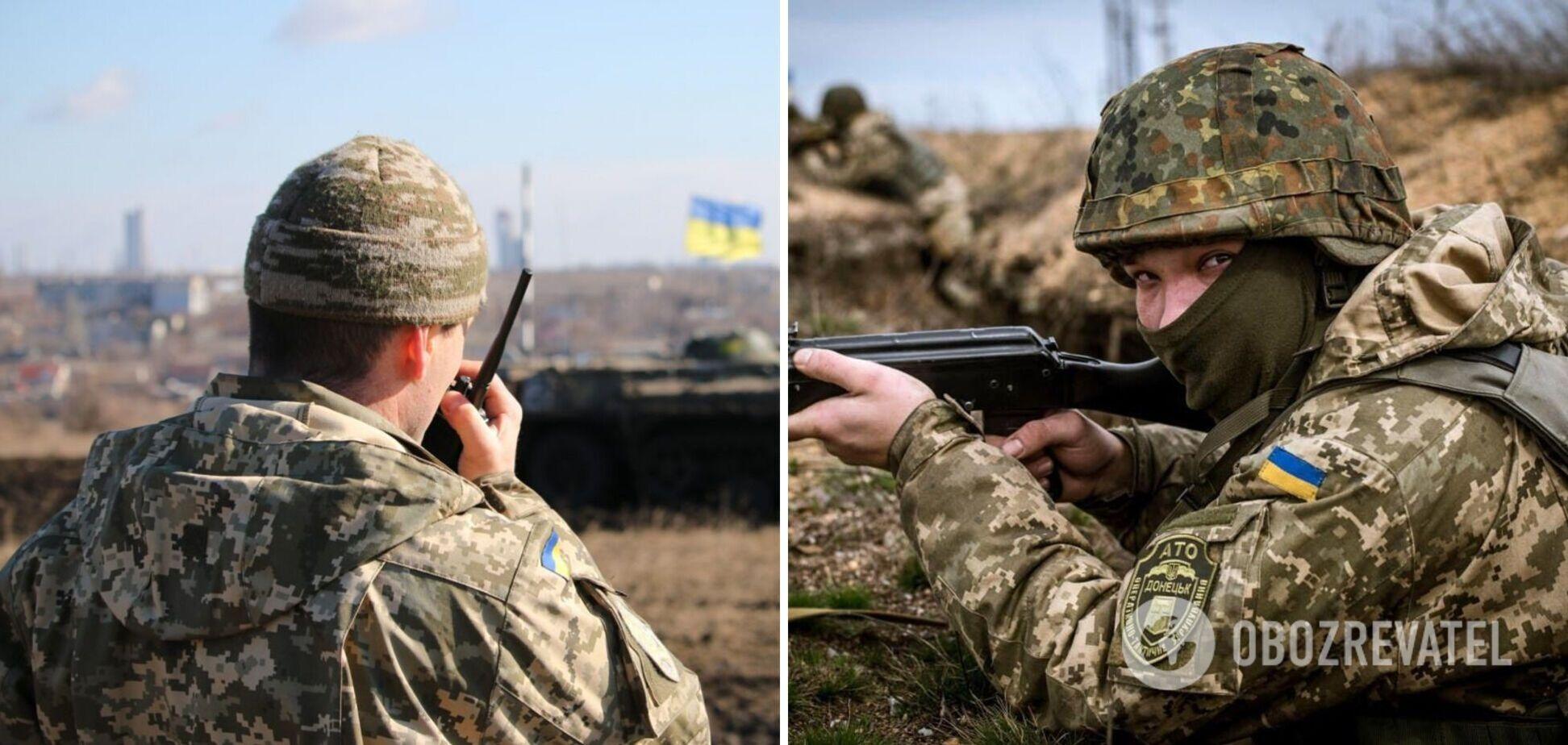 Найманці Росії вдарили по воїнах ЗСУ з гранатометів