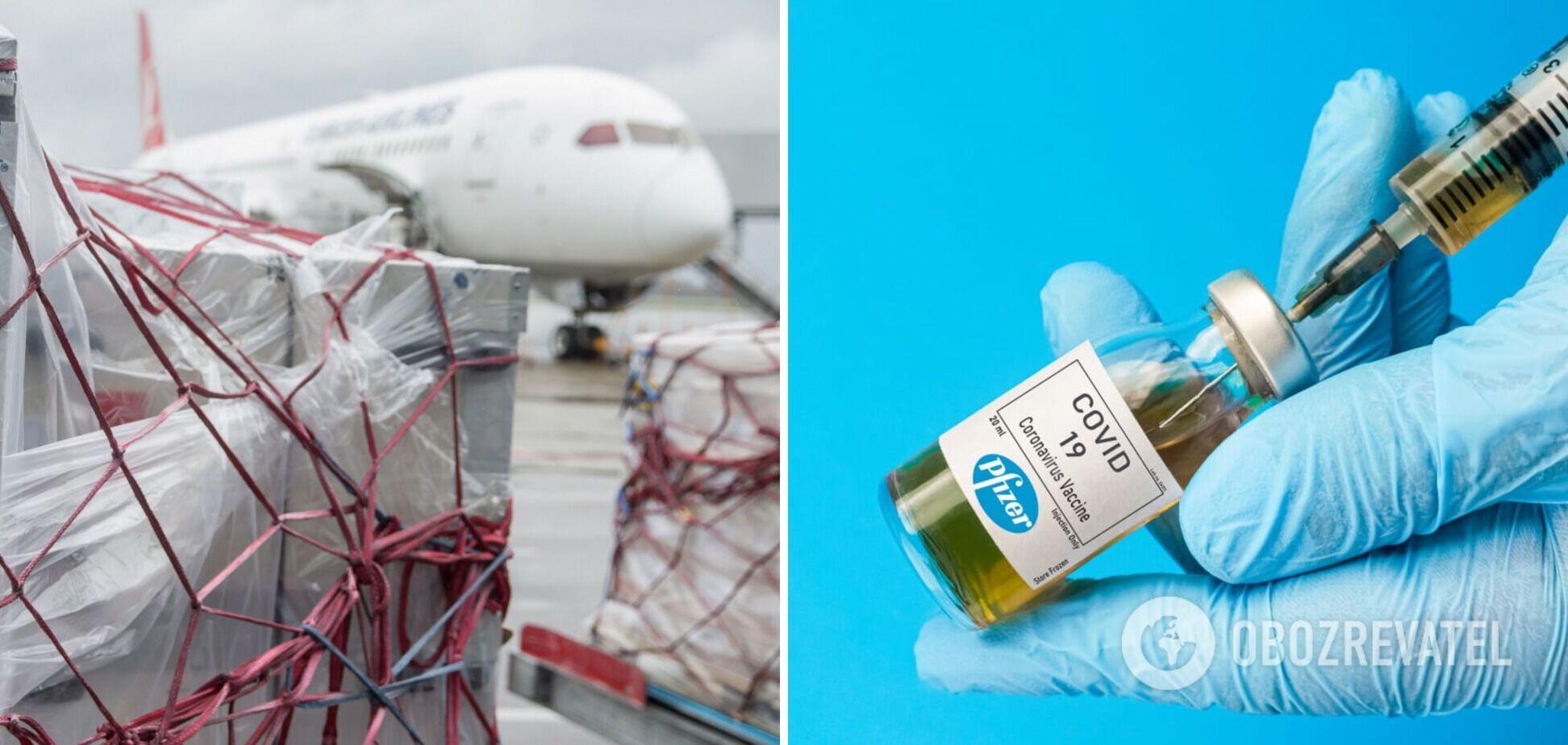 Ляшко рассказал, сколько вакцин Pfizer и AstraZeneca привезут в Украину в июне