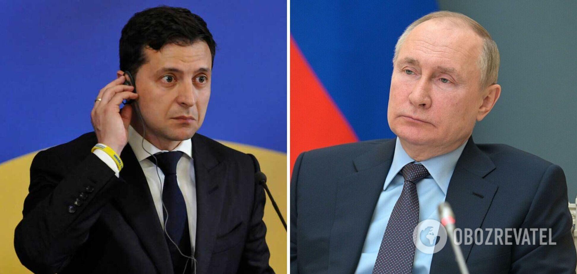 У МЗС оцінили ймовірність швидкої зустрічі Зеленського і Путіна