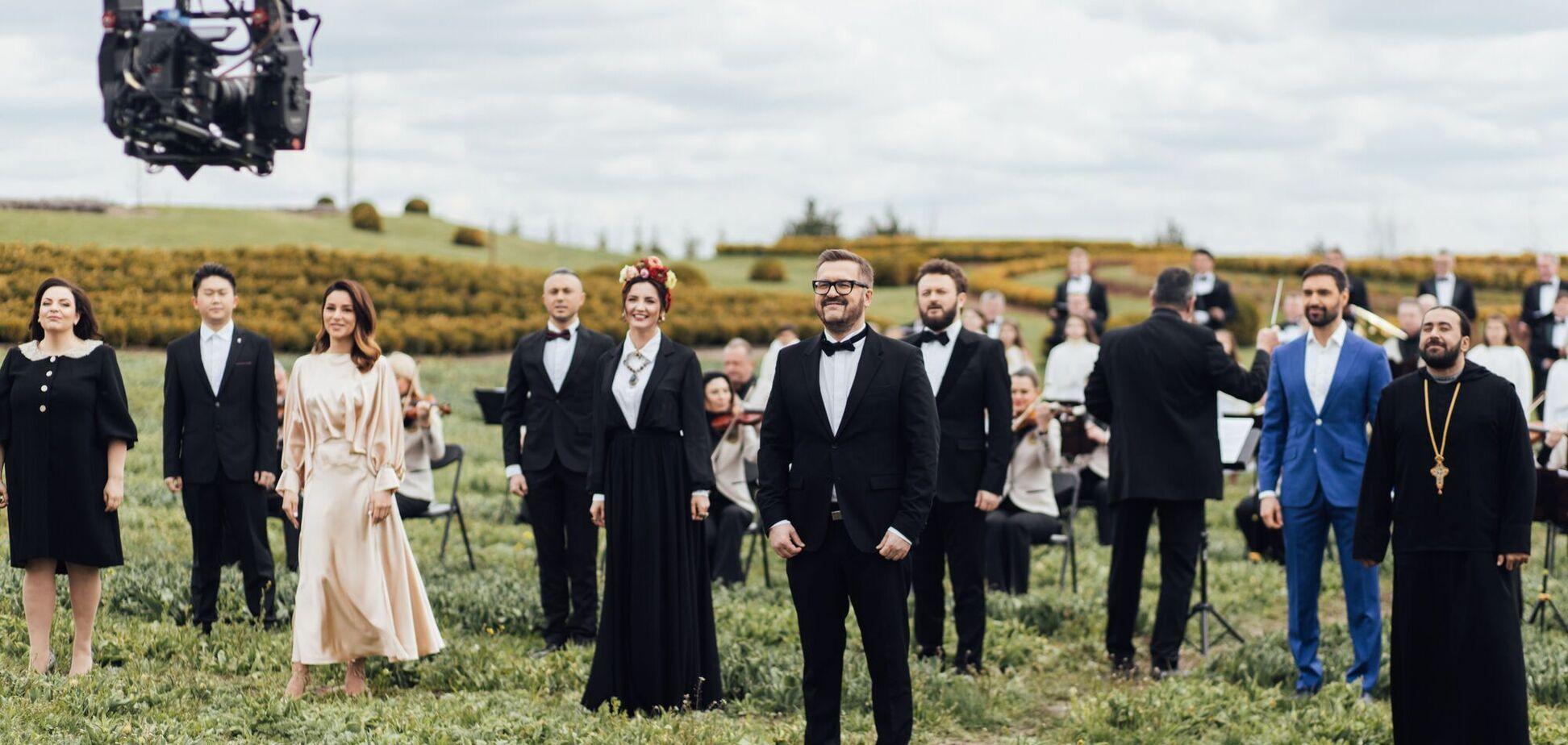 Проєкт Пономарьова 'Христос Воскрес!' увірвався в тренди в Росії. Відео