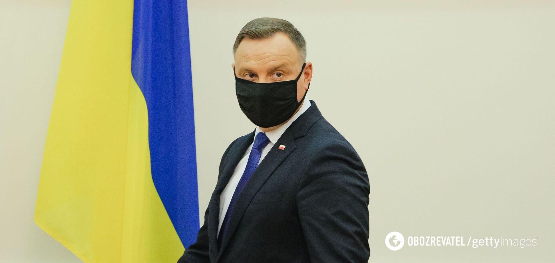 На саміті НАТО обговорять дорожню карту щодо членства України, – Дуда