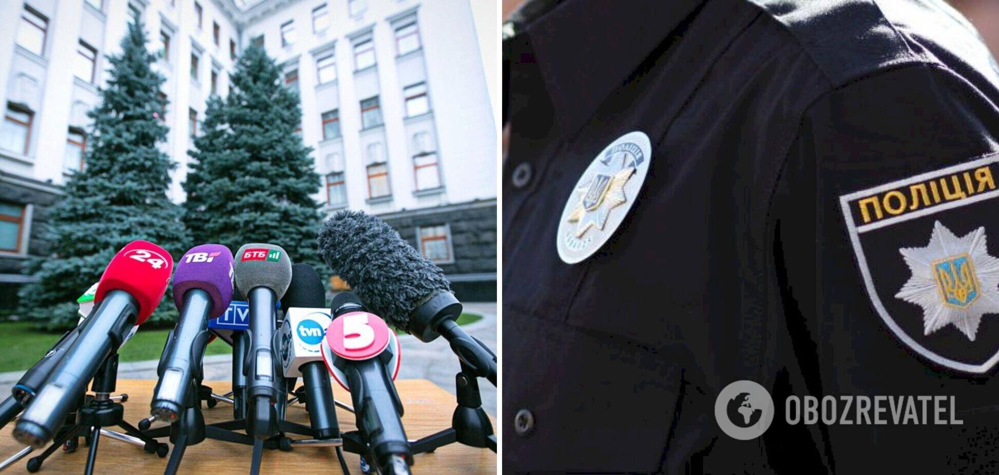 В 2021 году шесть дел о нарушении прав журналистов передали в суд – МВД