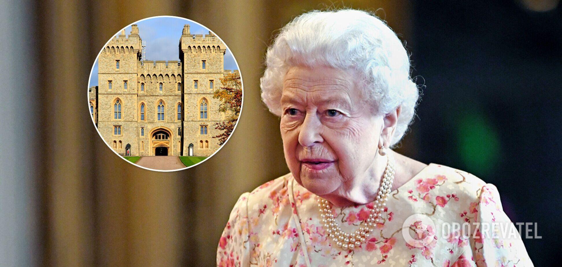В поместье Елизаветы II проникли двое людей: их задержали