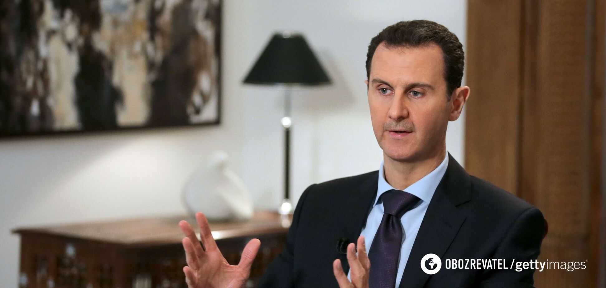 Асад объявил всеобщую амнистию в Сирии