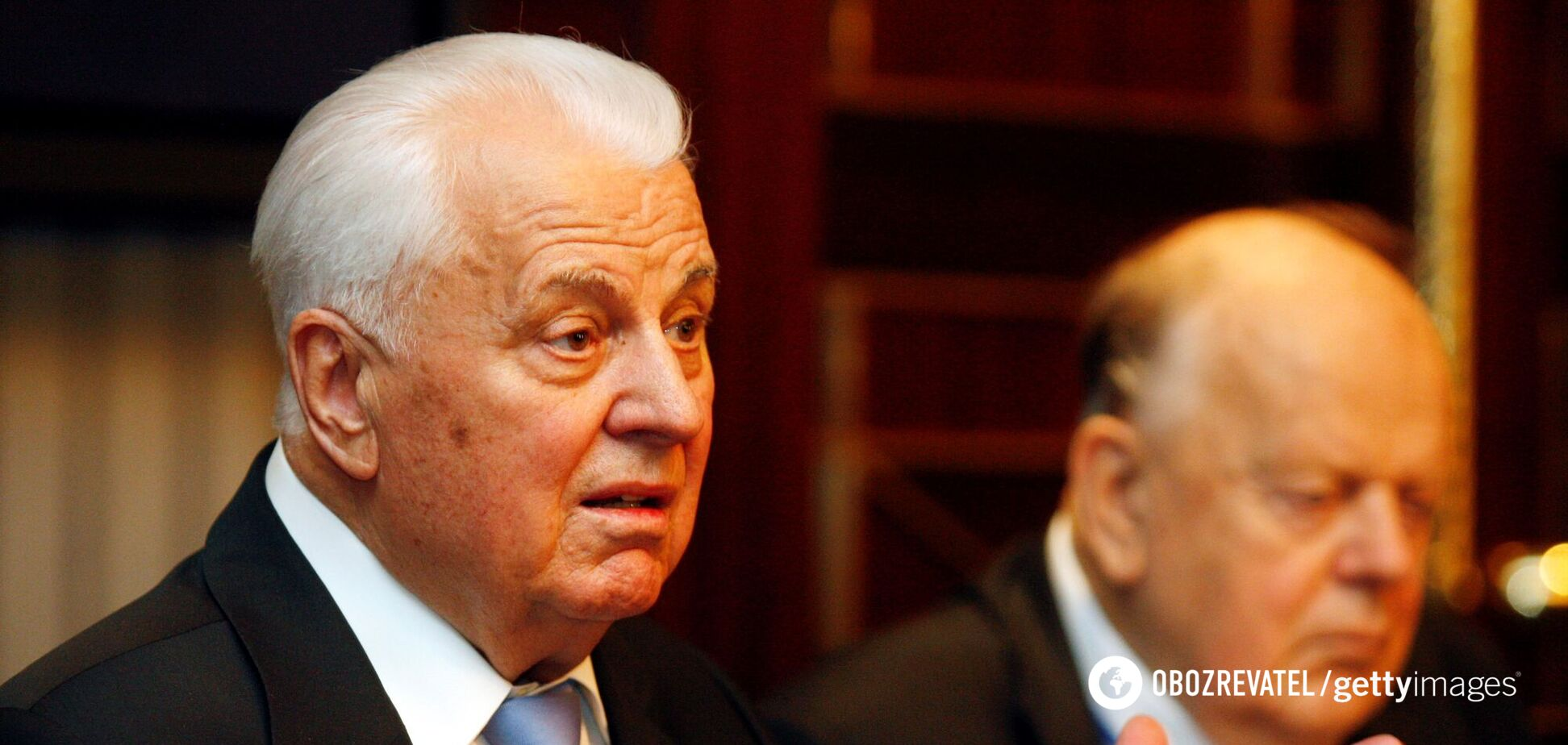 Кравчук сказал, как нужно изменить Минские соглашения по Донбассу