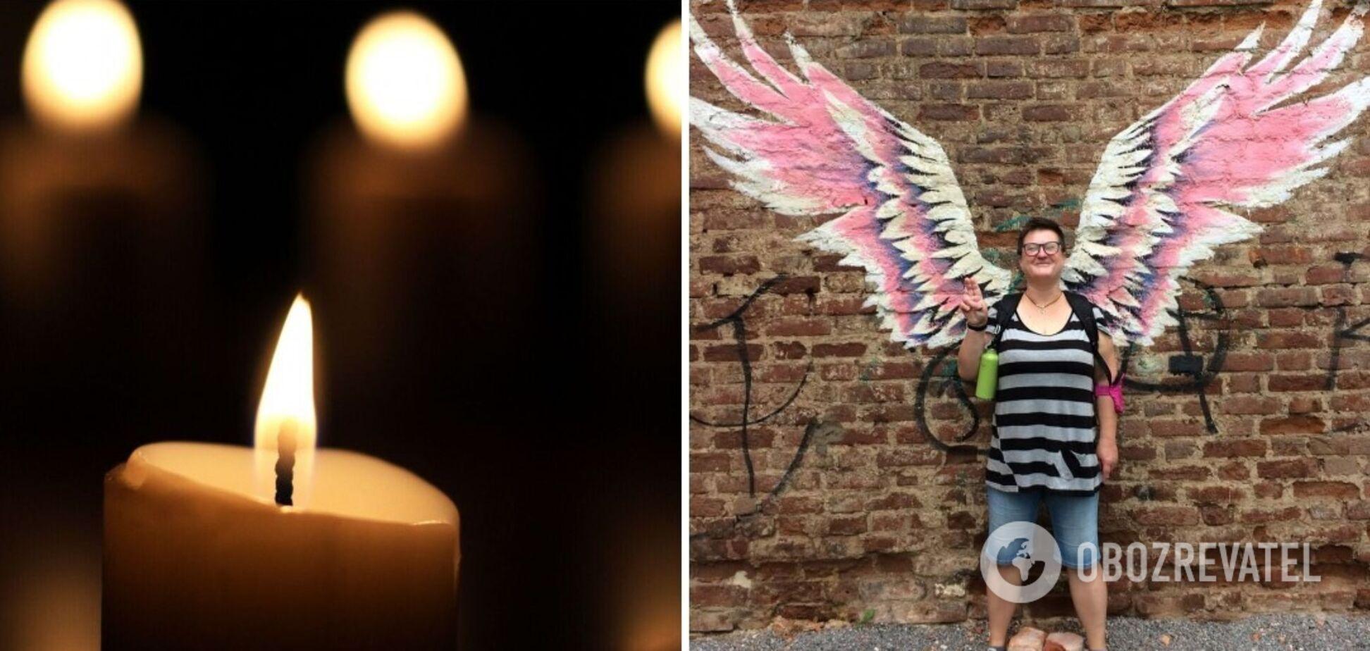 В Харькове умерла журналистка