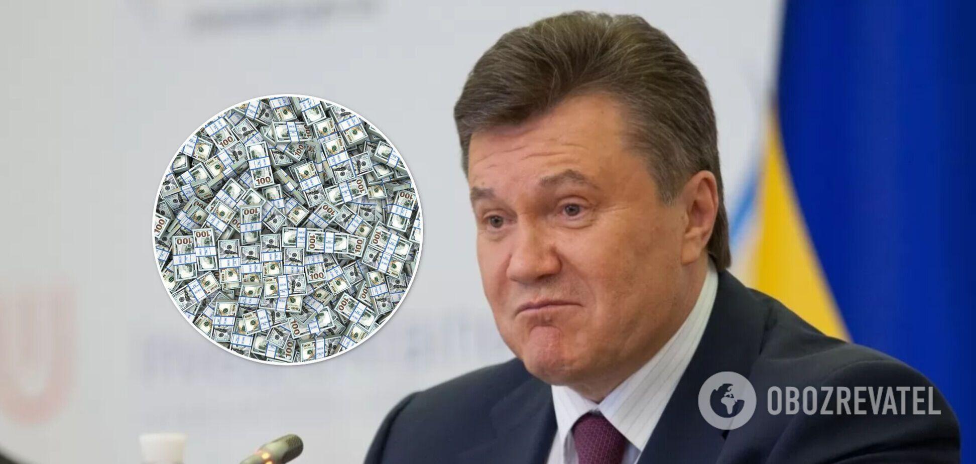 Єнін уточнив, скільки готівки конфіскували у Януковича і Ко