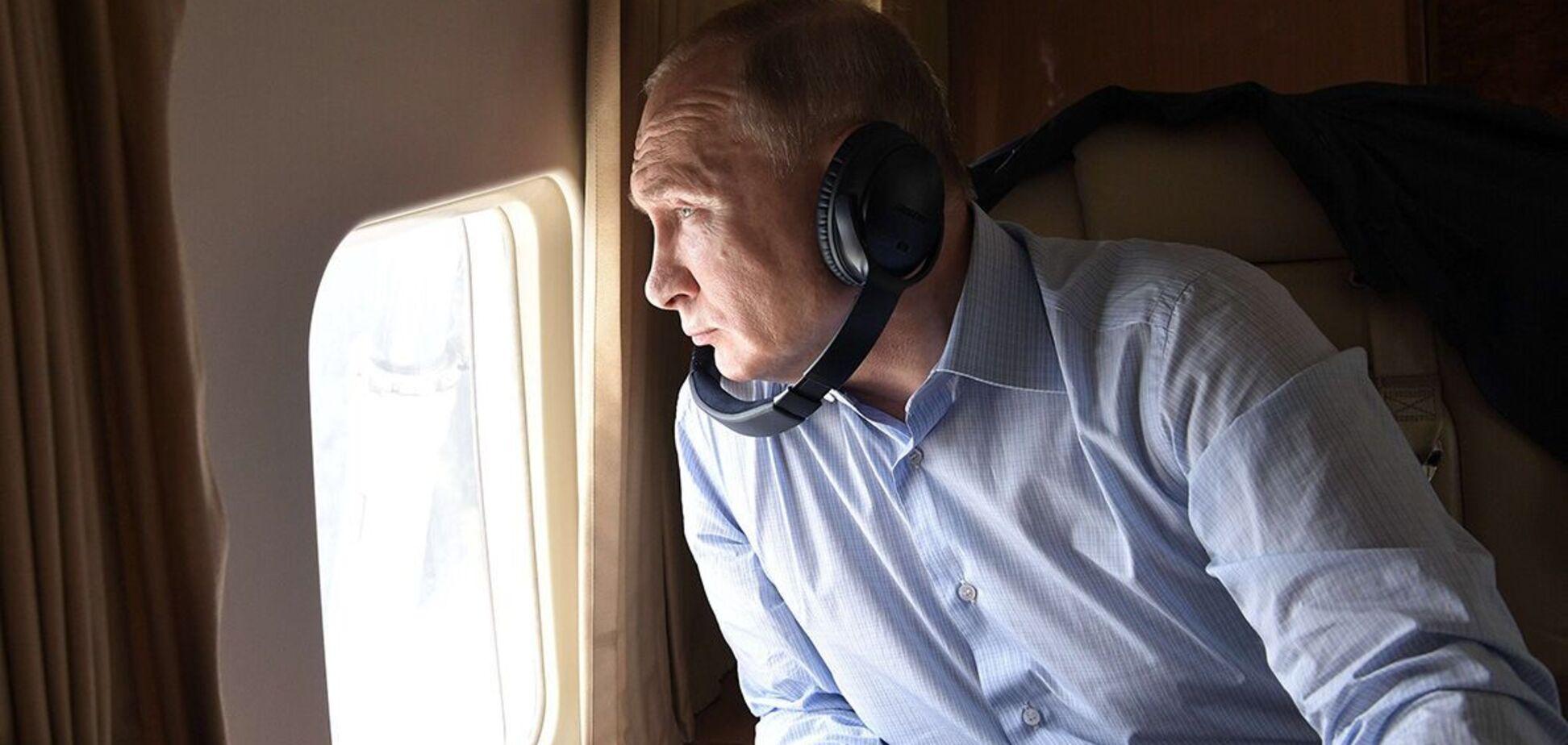 Новини Кримнашу. Пілоти будуть змушені посадити літак Путіна ... в Гаазі