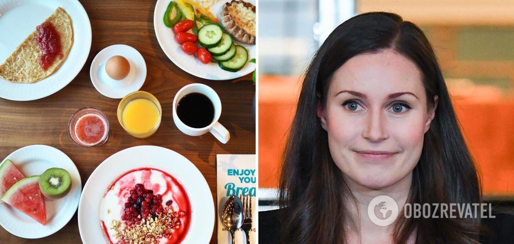 Прем'єр Фінляндії після скандалу погодилася оплачувати €300 на місяць на сніданки