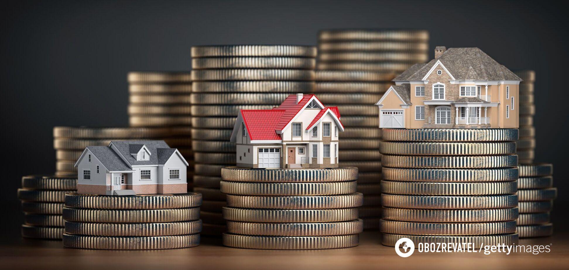 Цена на жилье в Украине могут взлететь в 2 раза из-за налогов