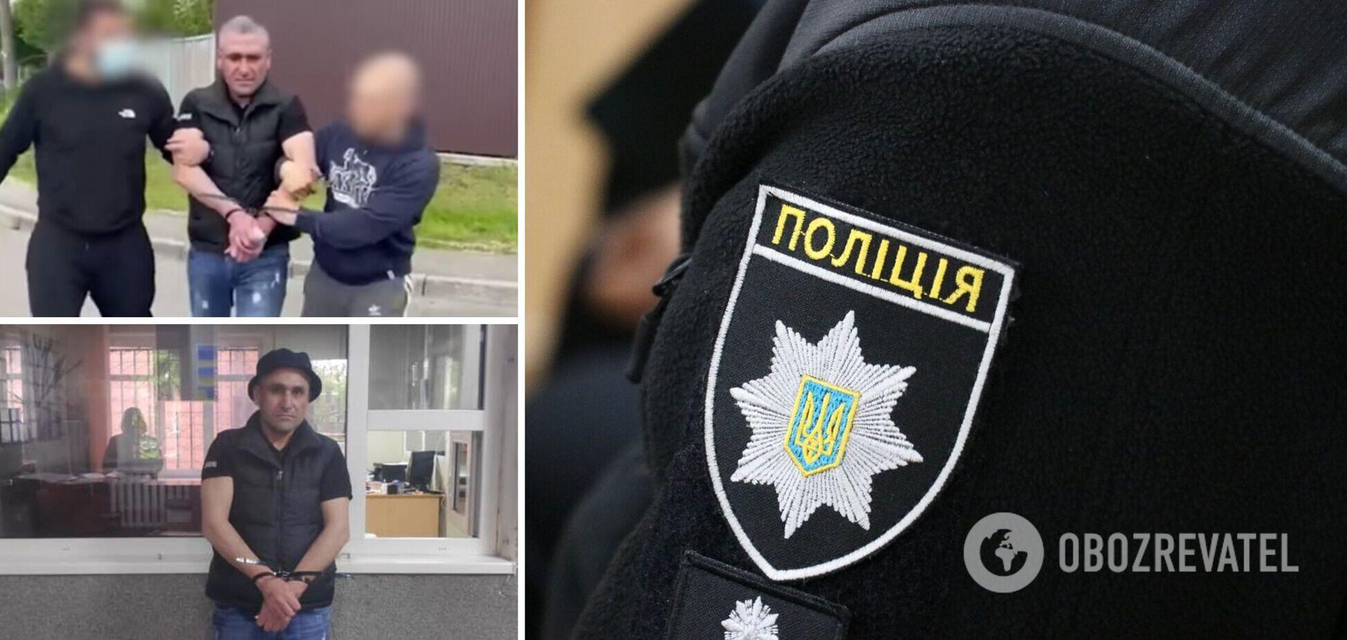 Поліція знайшла уродженця Азербайджану, що втік із суду
