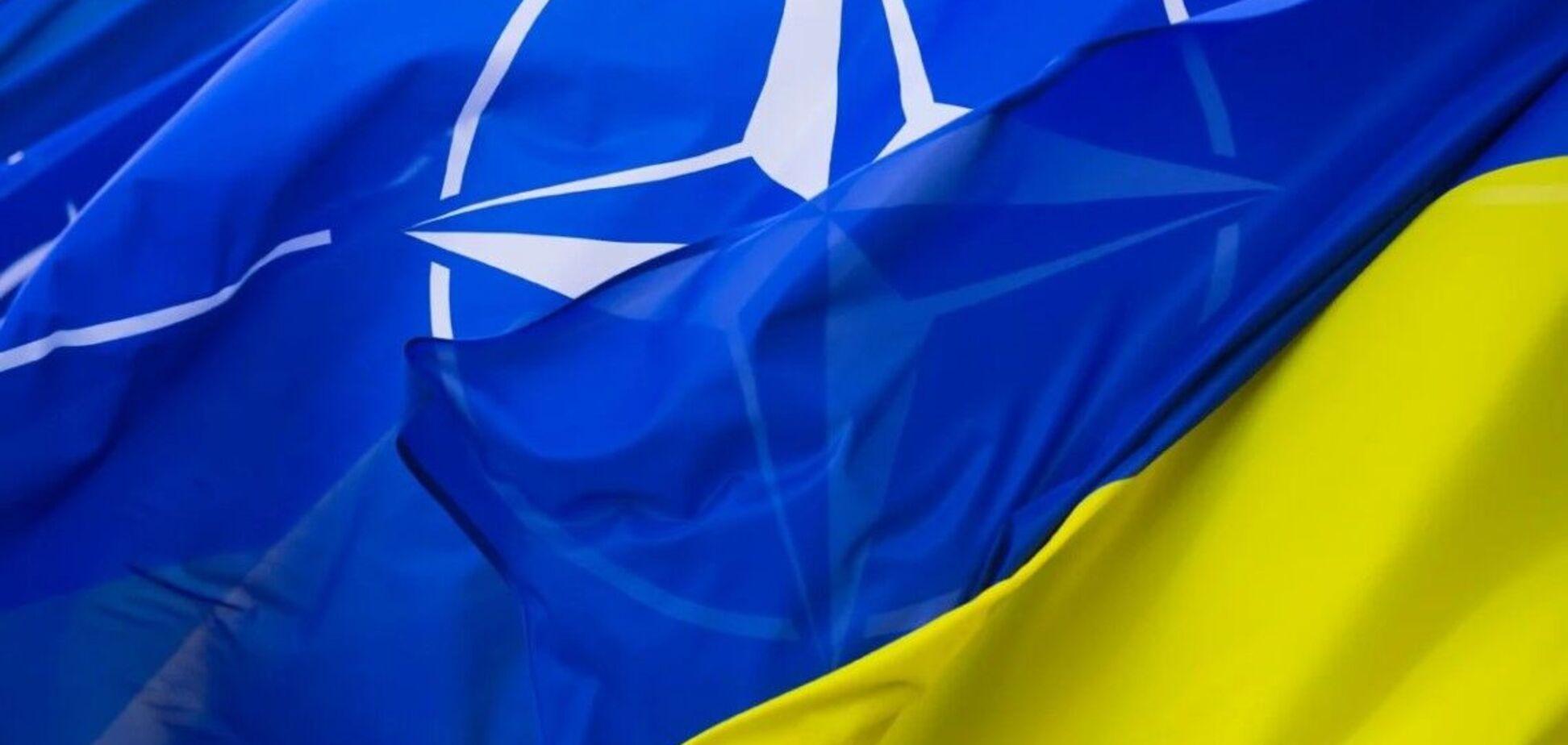 Прыжок назад к ... НАТО