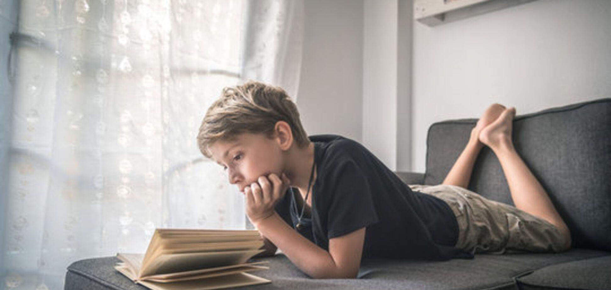 Як закохати дітей у книжки: дієві лайфхаки