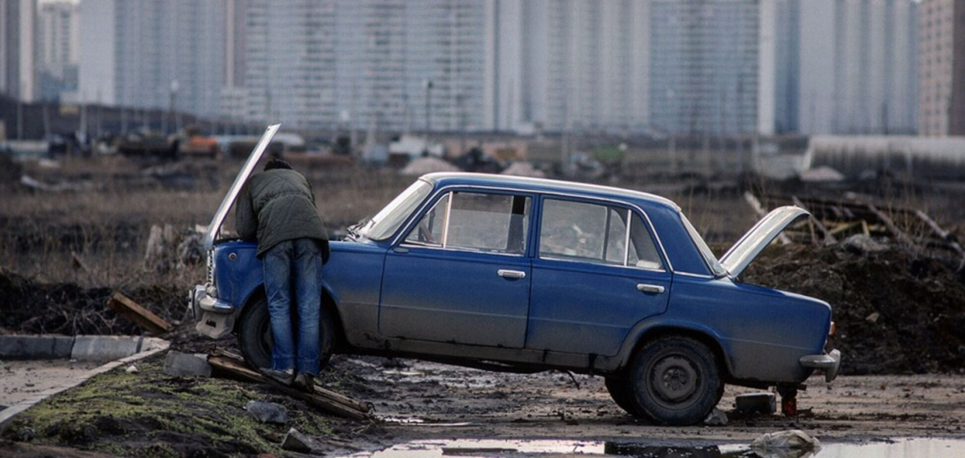 Легкий способ вернуться в СССР