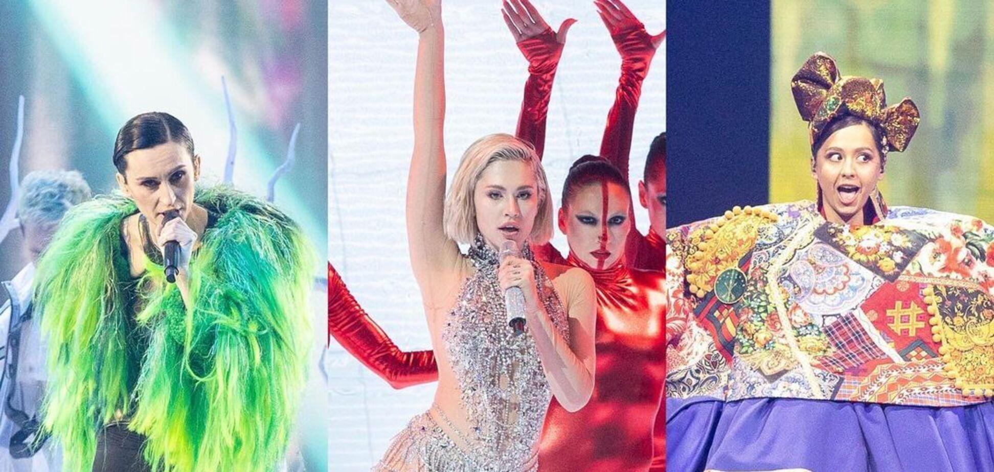 Названы топ-10 песен Евровидения 2021 по просмотрам на YouTube