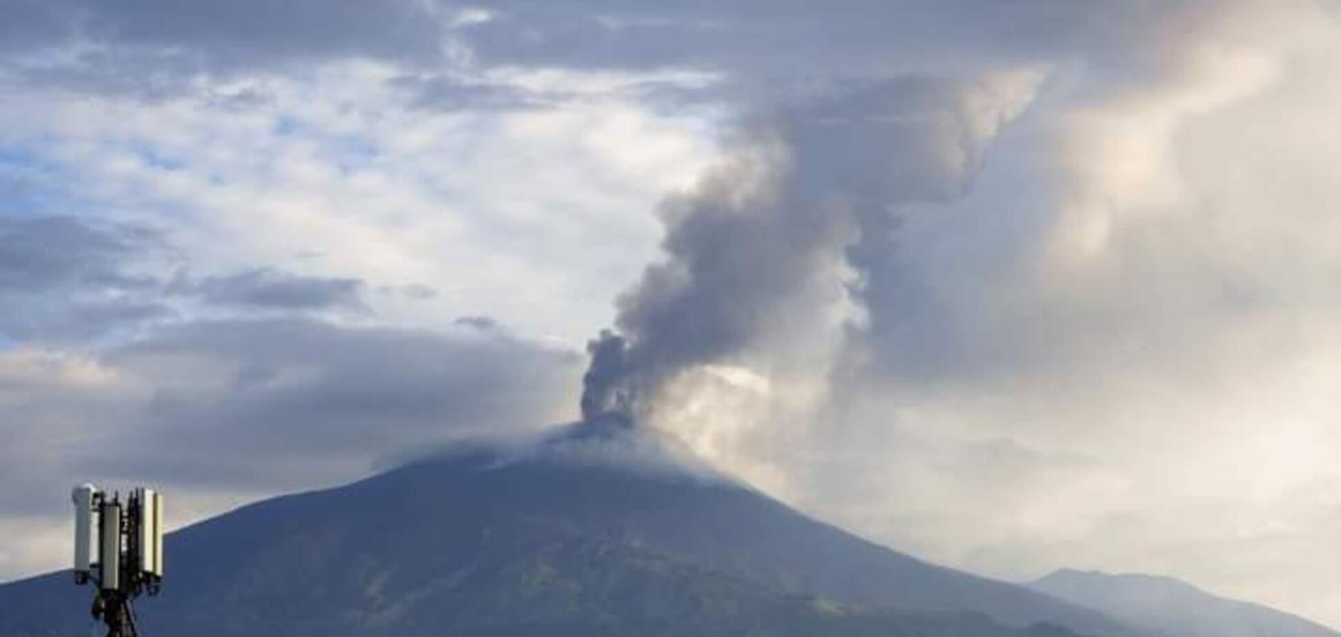 На Сицилії відбулося чергове виверження вулкана Етна