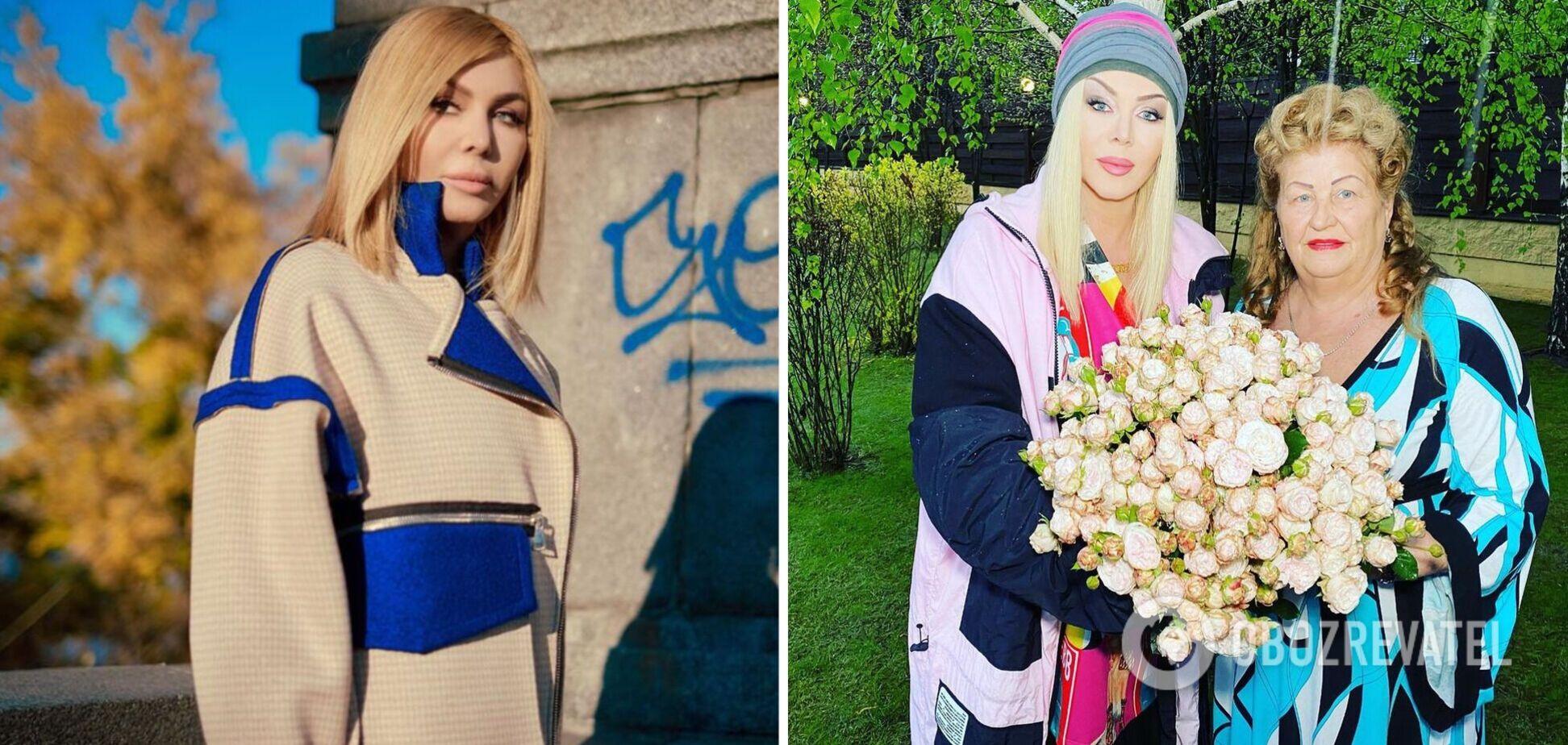 Ирина Билык посвятила песню покойной матери
